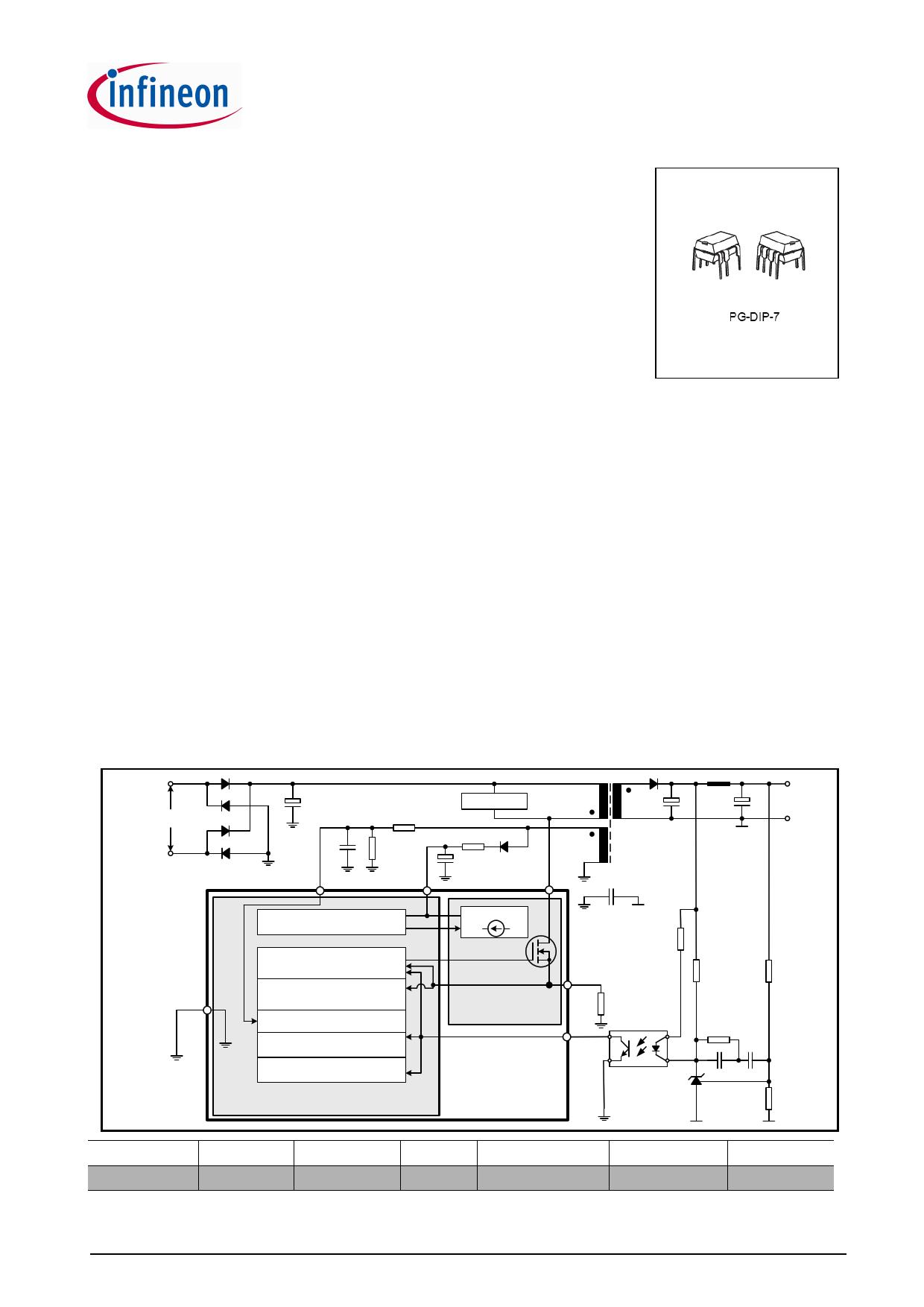 2QR2280Z pdf, ピン配列