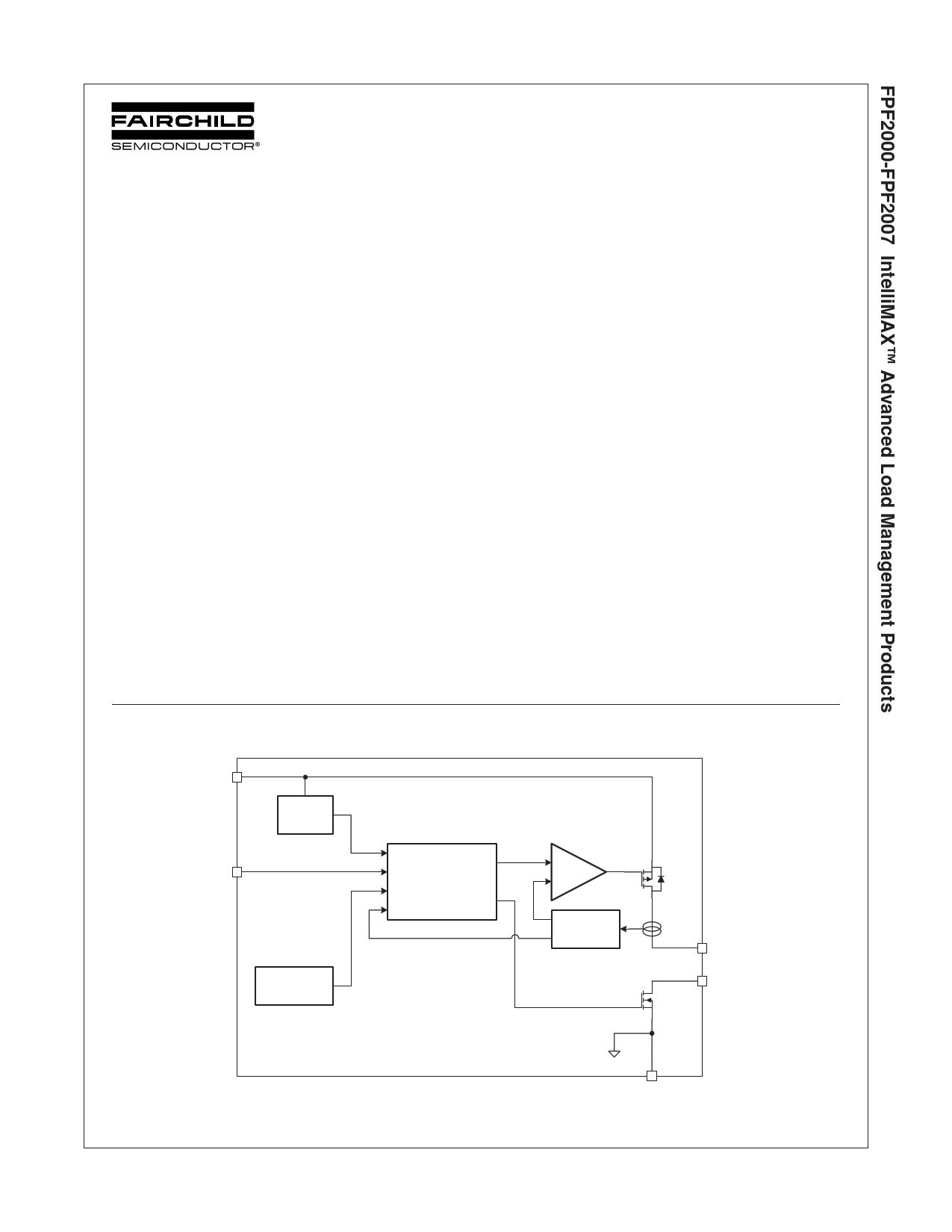 FPF2004 datasheet