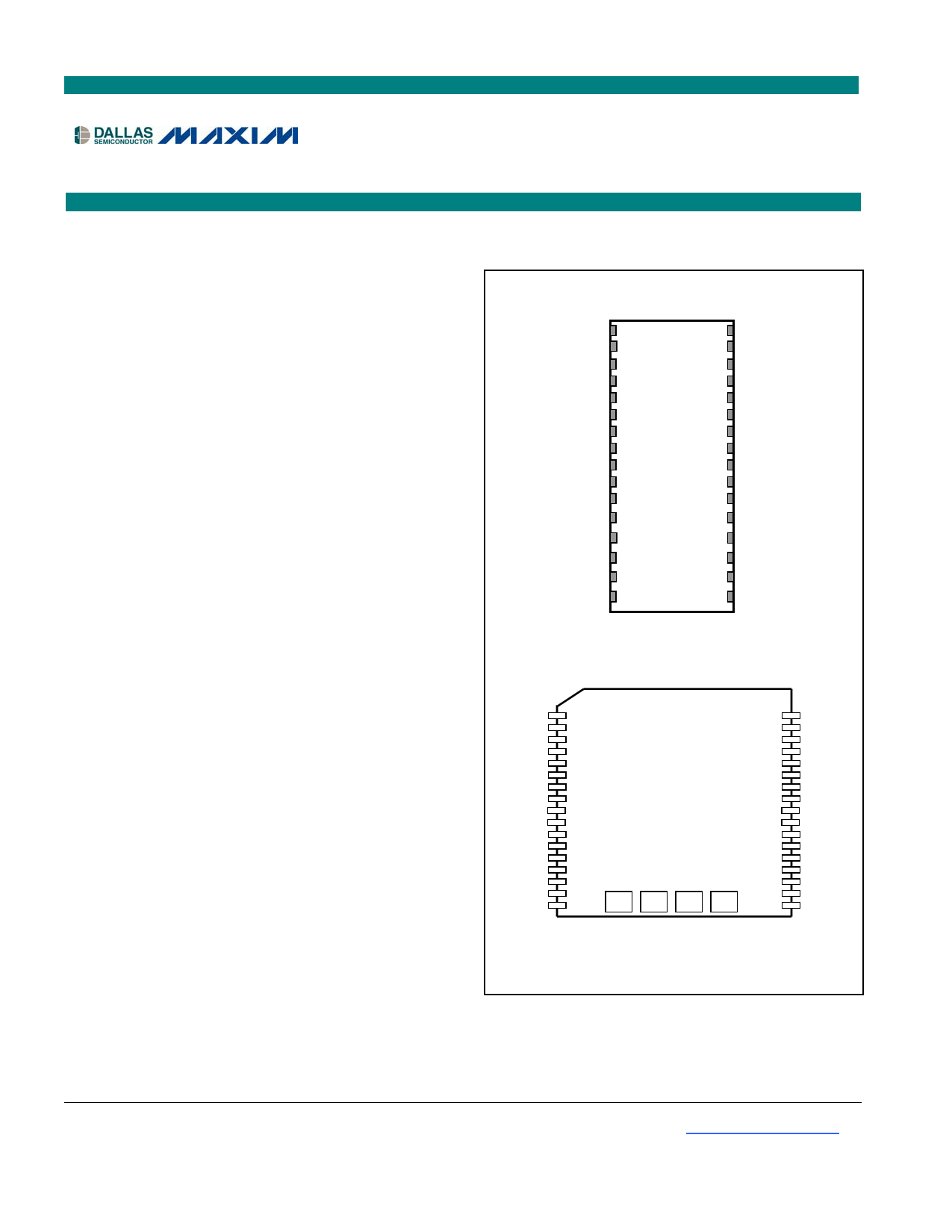 DS1747 دیتاشیت PDF