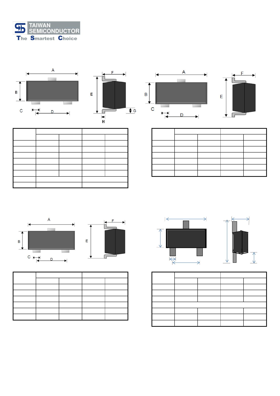 DTA124ECA pdf, 電子部品, 半導体, ピン配列