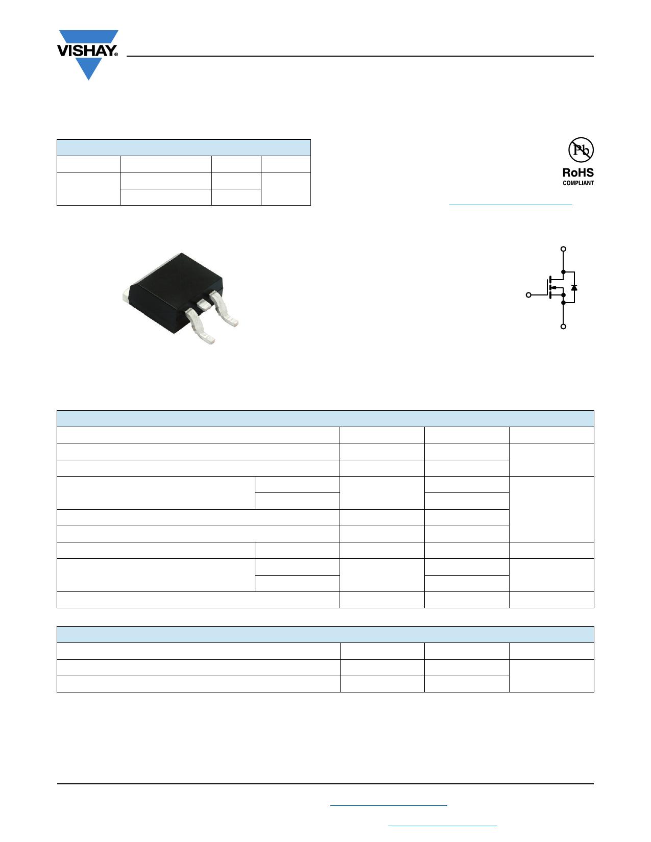 SUM90N04-3m3P datasheet, circuit