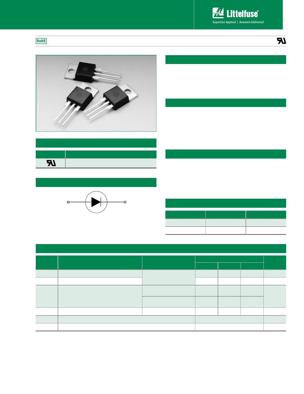D4015L Hoja de datos, Descripción, Manual