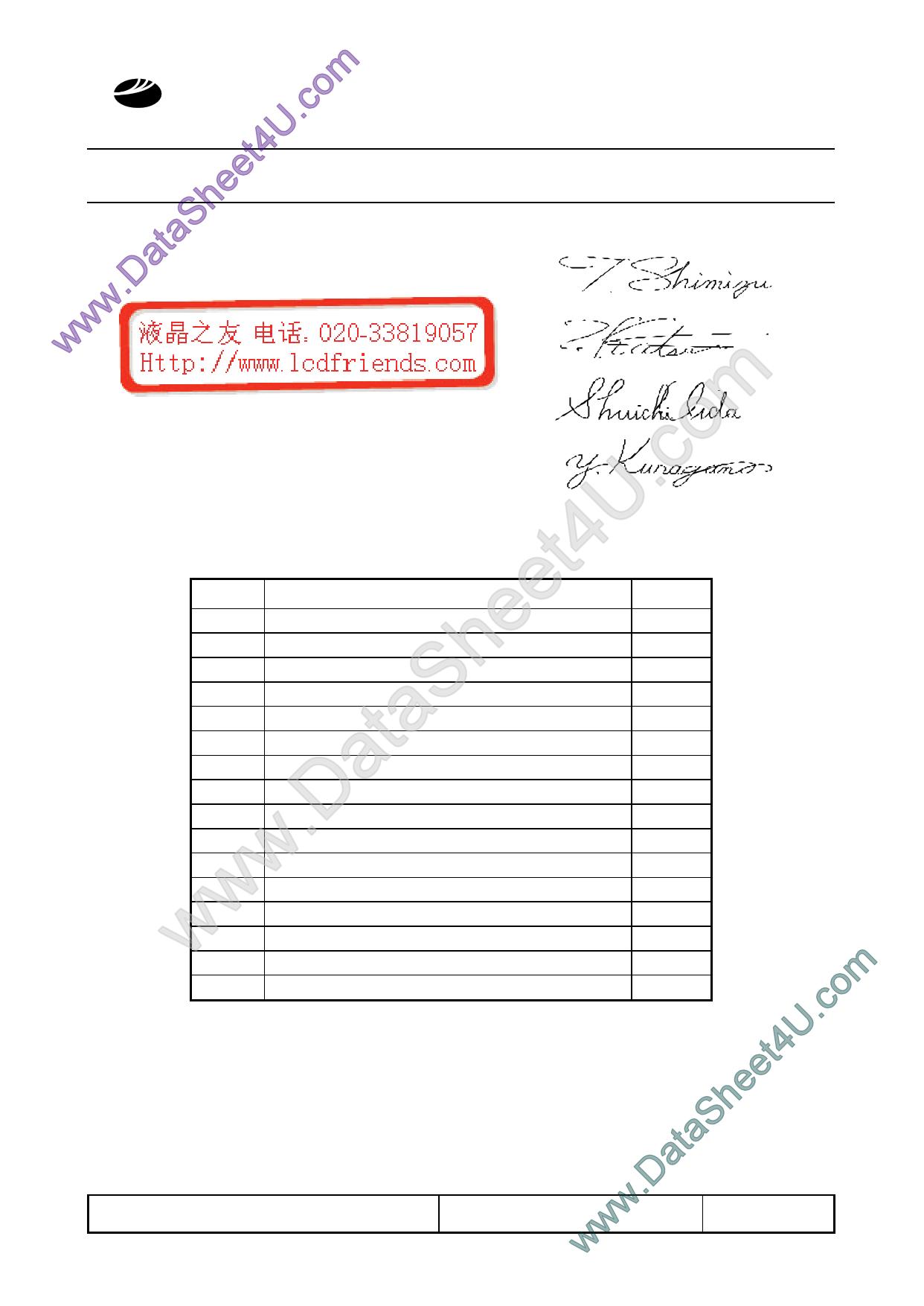 T-51382D064-FW-P-AC Hoja de datos, Descripción, Manual