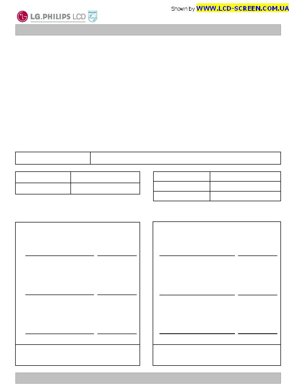 LC420WU3-SLA1 pdf