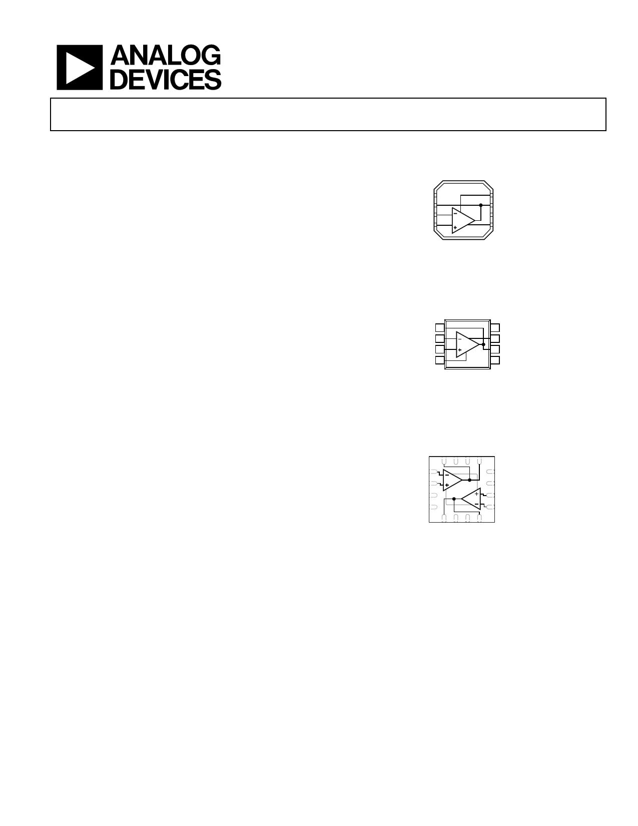 ADA4857-2 даташит PDF
