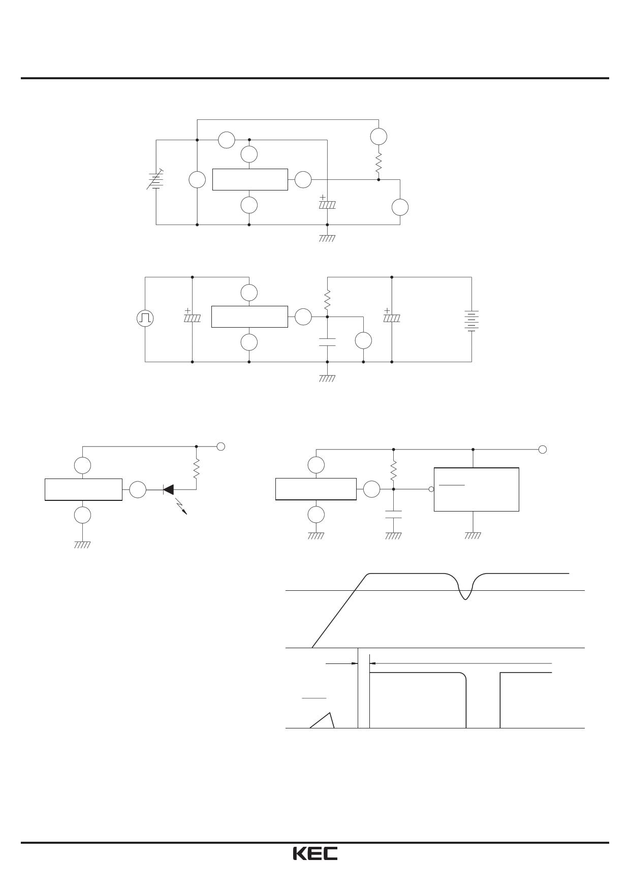 KIA7042 pdf, ピン配列