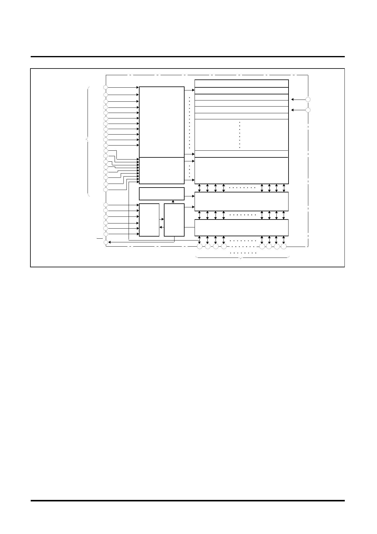 M5M29FB800VP-80 pdf, schematic