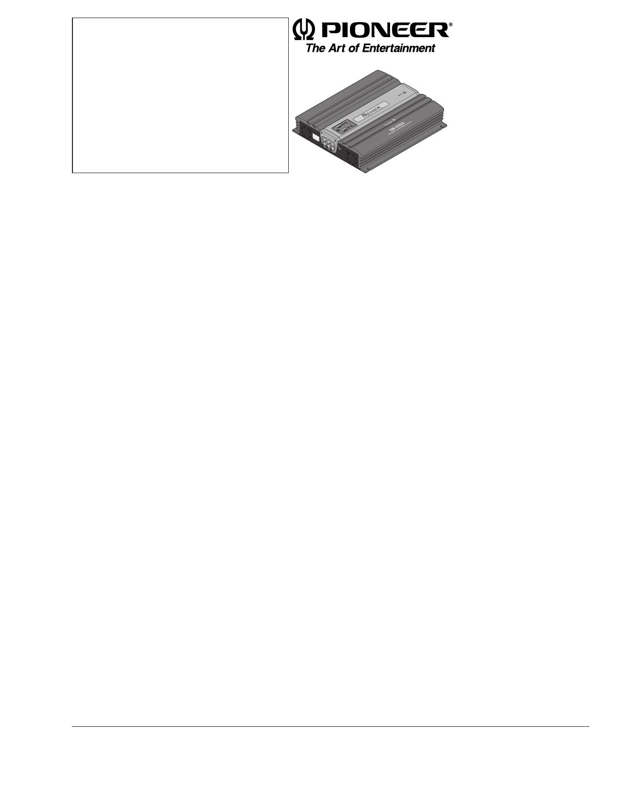 GM-X1024 دیتاشیت PDF