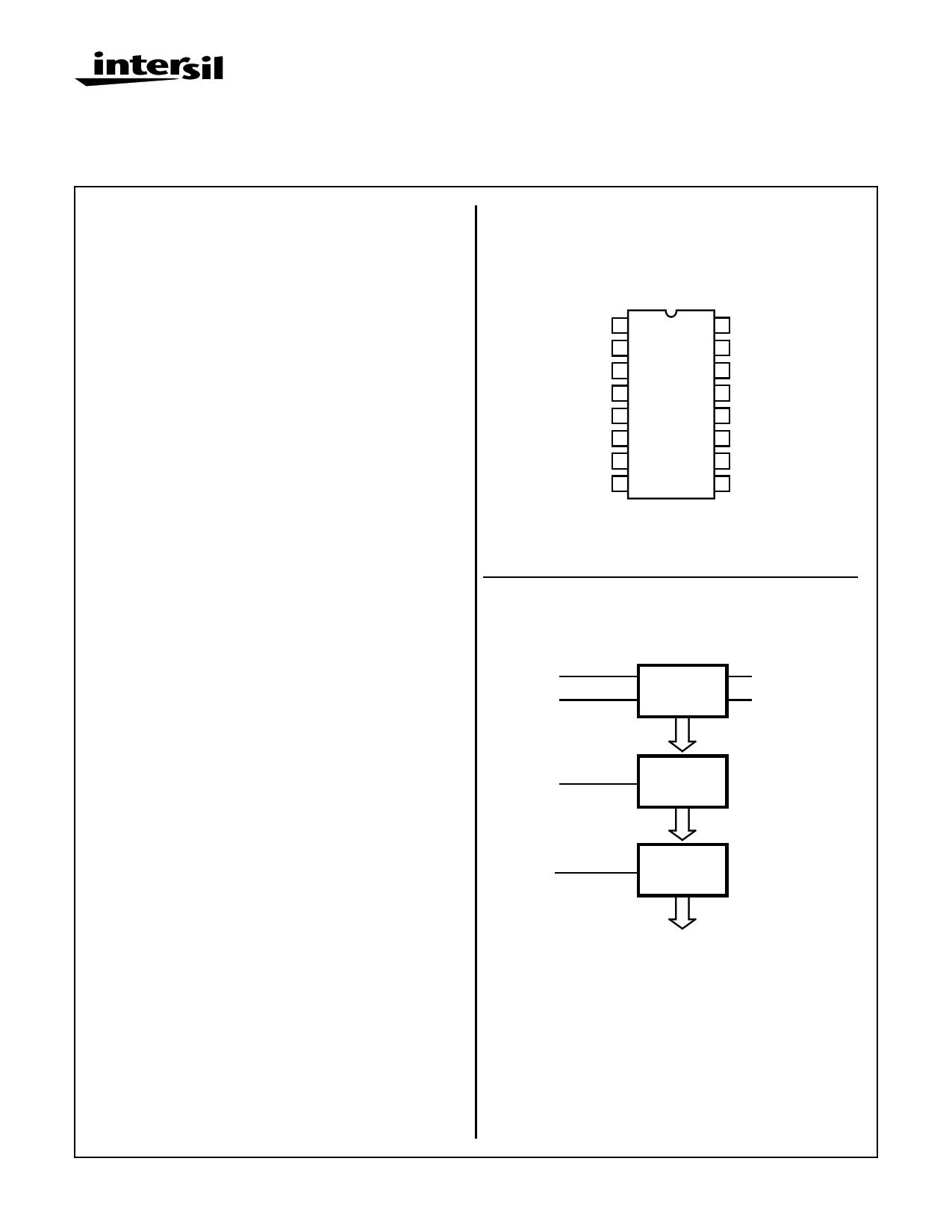 CD4094BMS دیتاشیت PDF