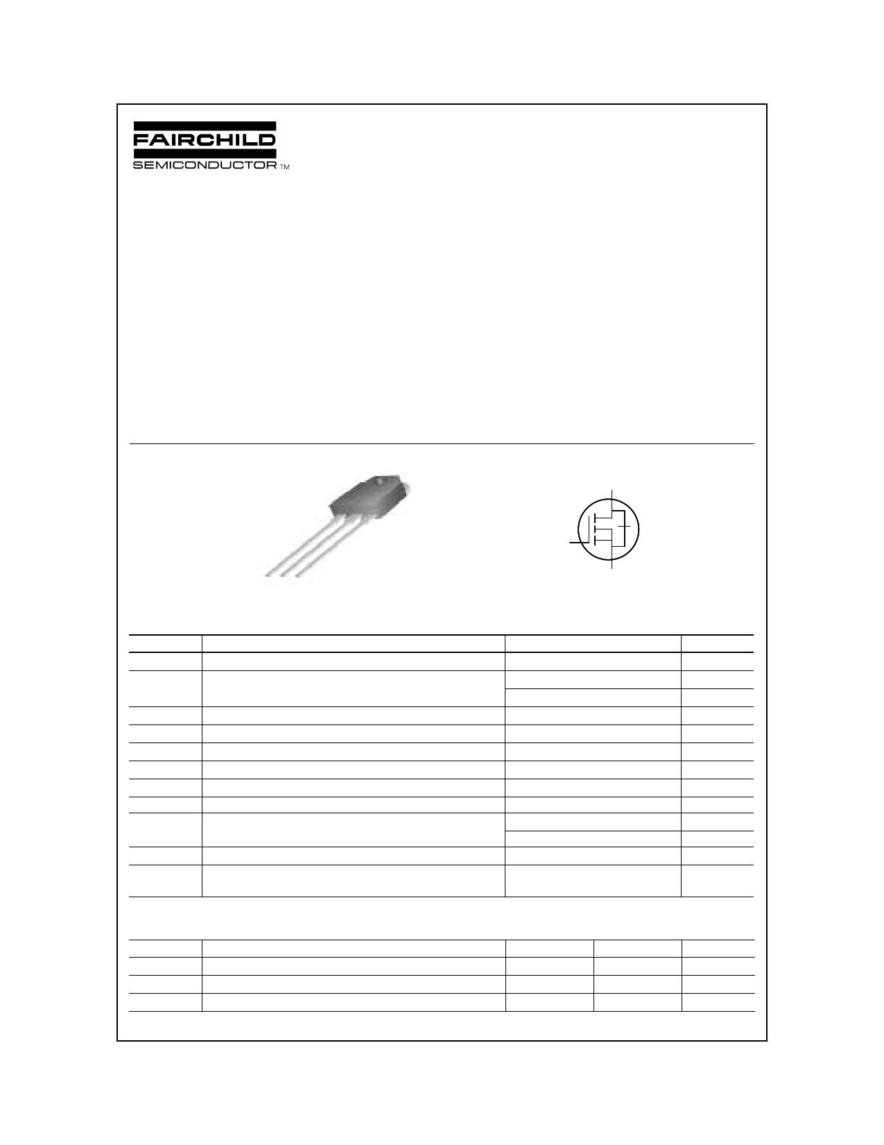 FQA44N08 Datasheet, FQA44N08 PDF,ピン配置, 機能