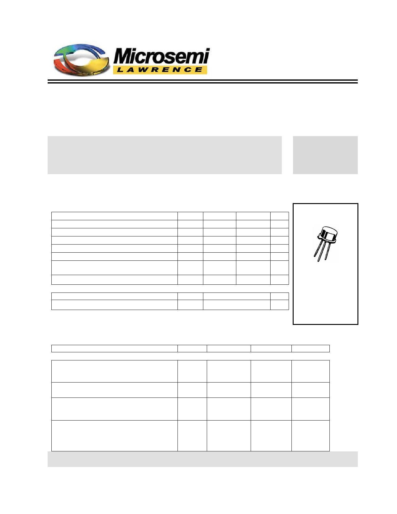 2N5680 دیتاشیت PDF