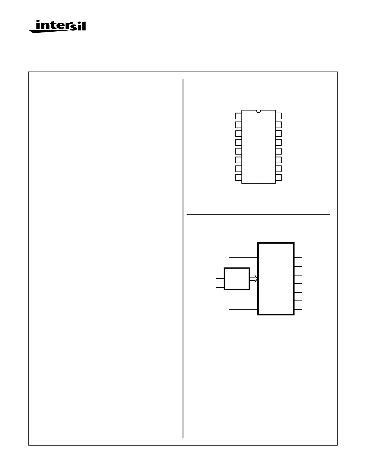 CD4099BMS دیتاشیت PDF