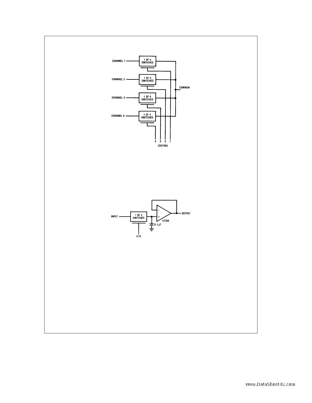 4016bm pdf  ub370 uc774 ud130 uc2dc ud2b8 - quad bilateral switch