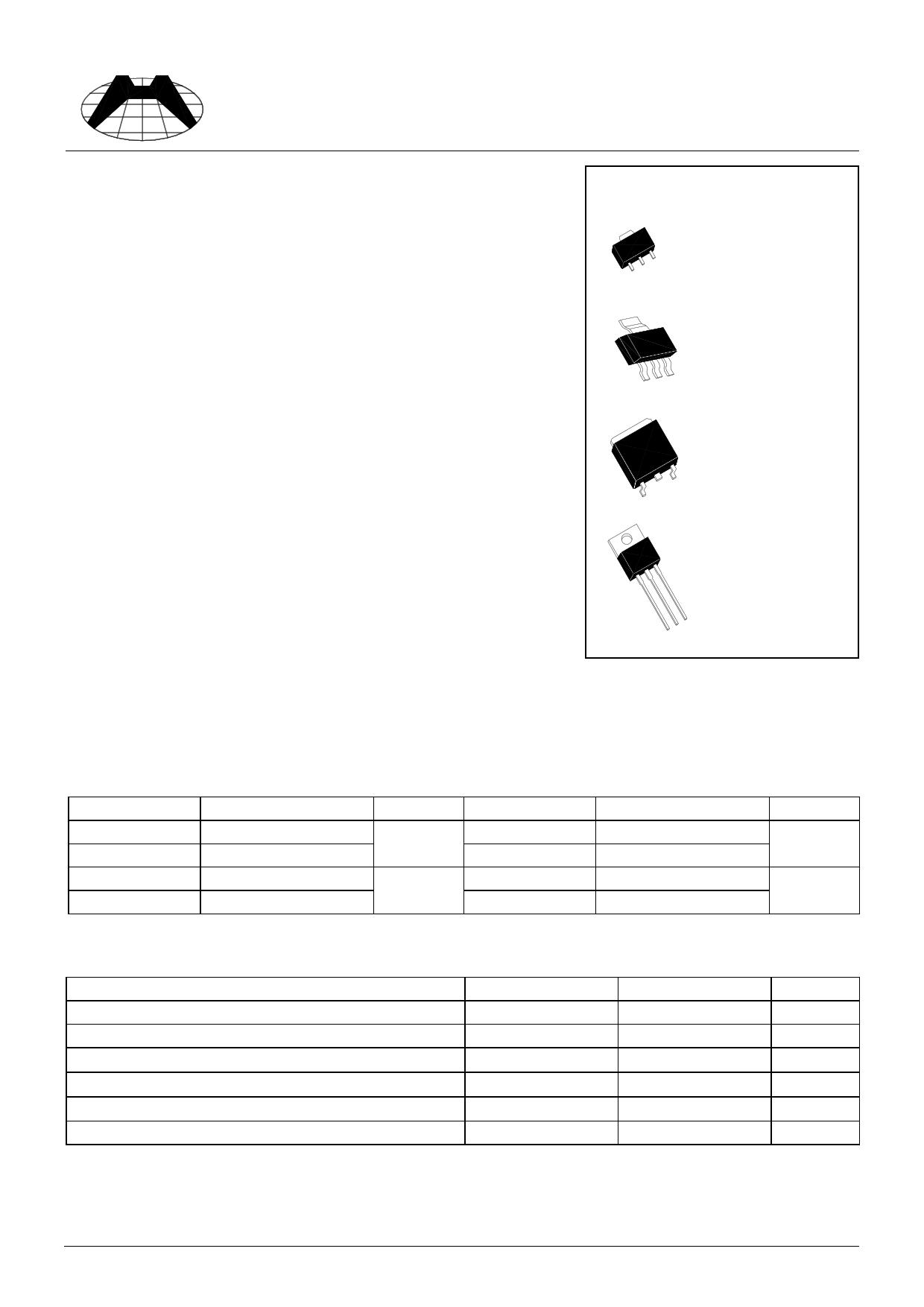 H1117E-Adj دیتاشیت PDF