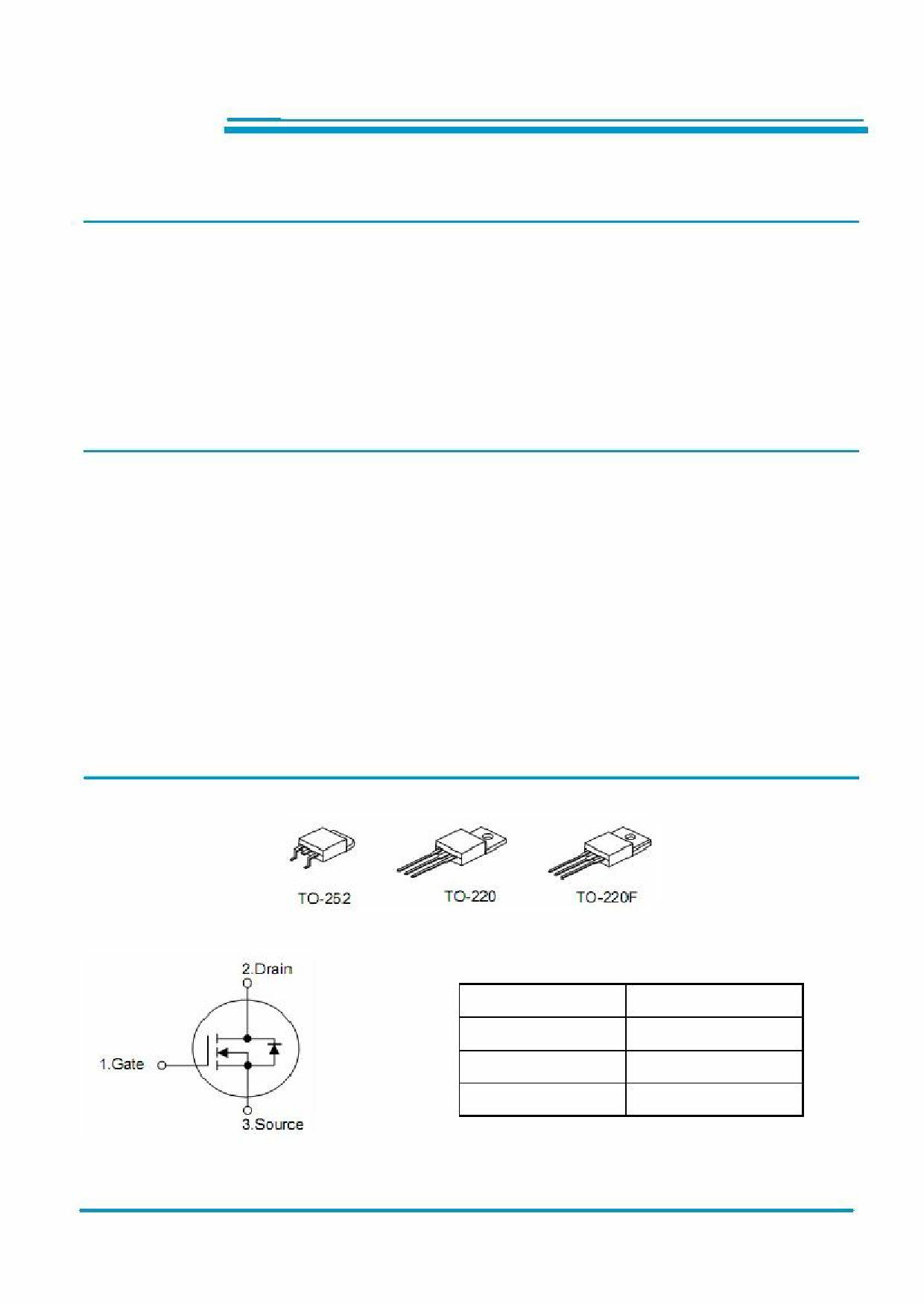 50N06 datasheet, circuit