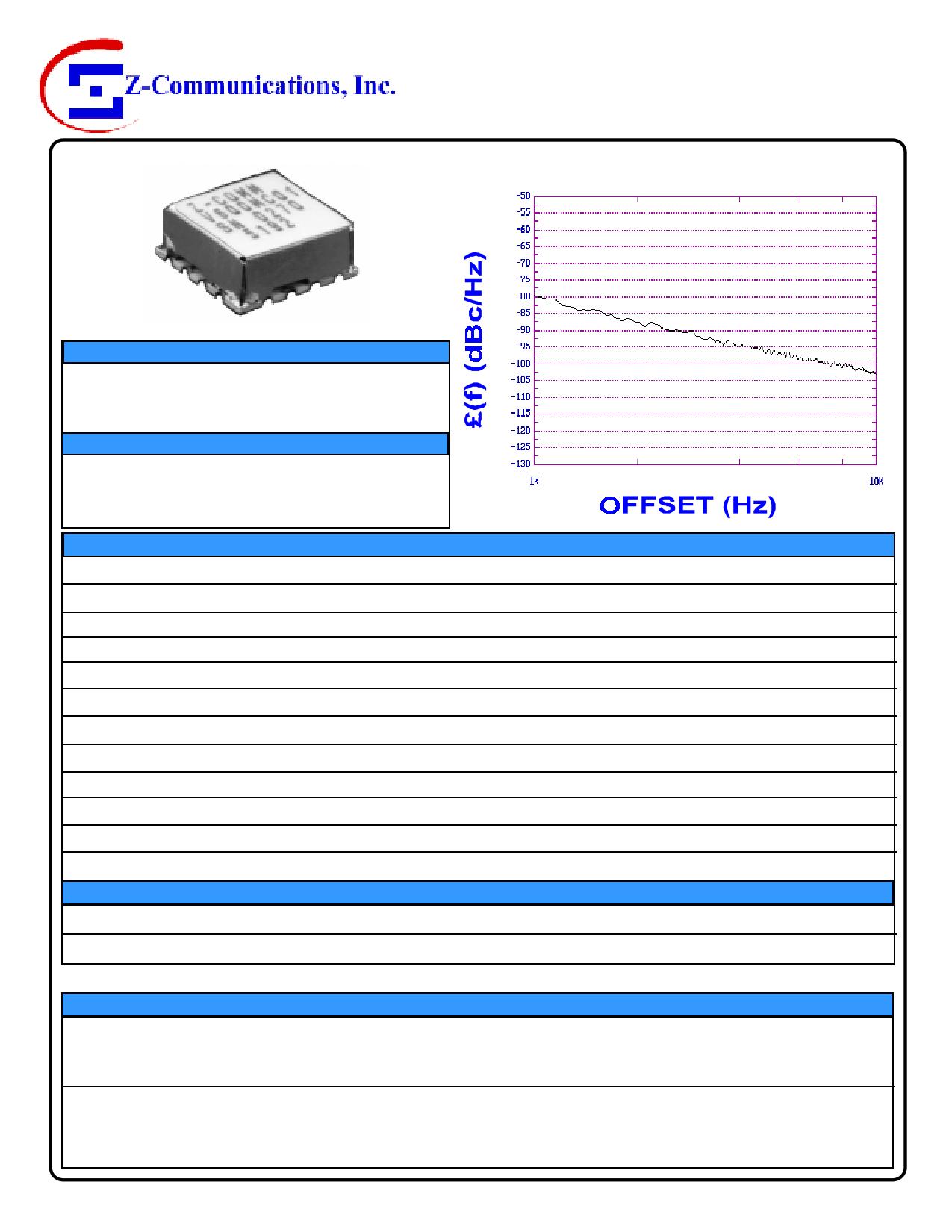 V585ME12 datasheet