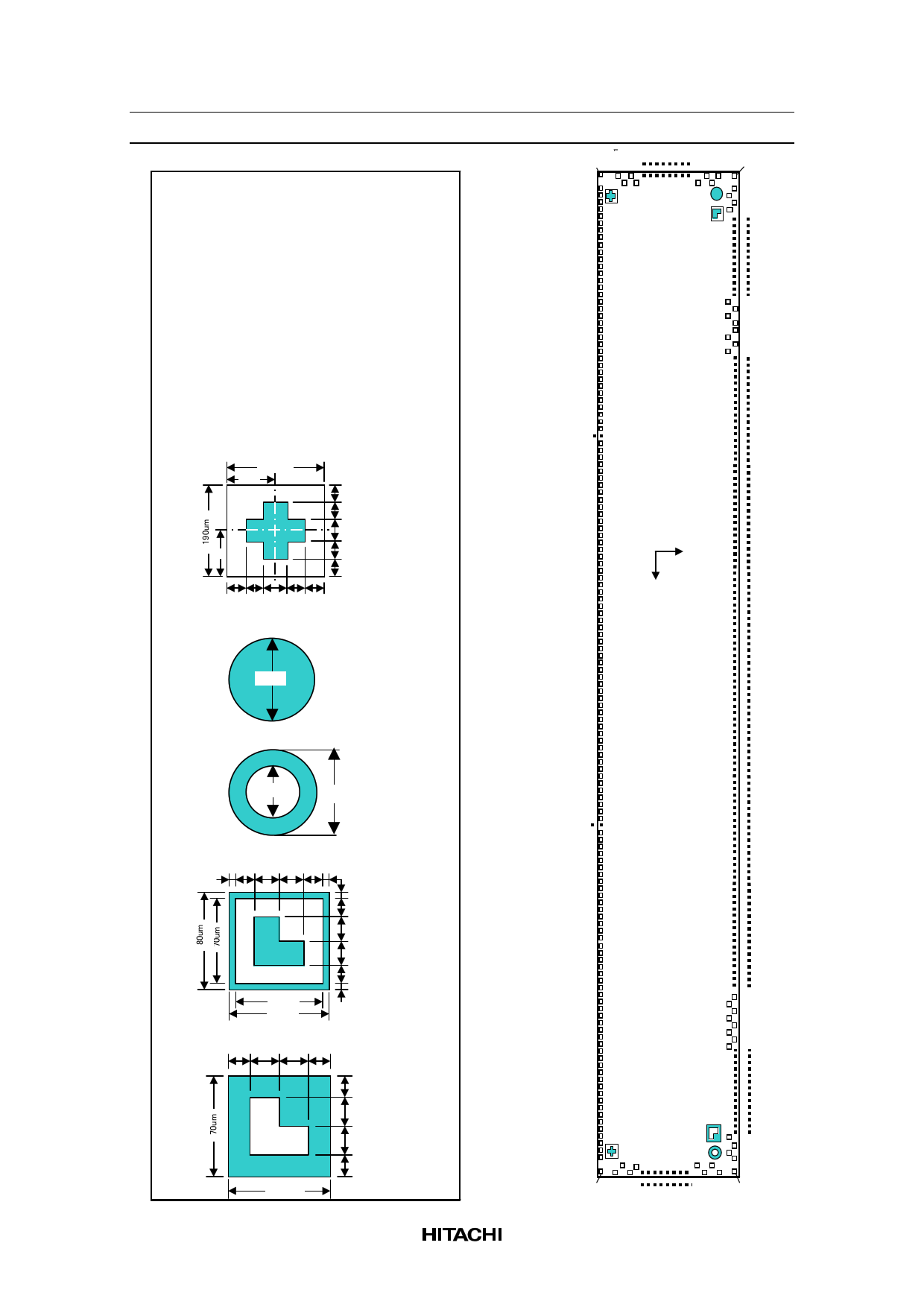 HD66766 Datasheet, Funktion