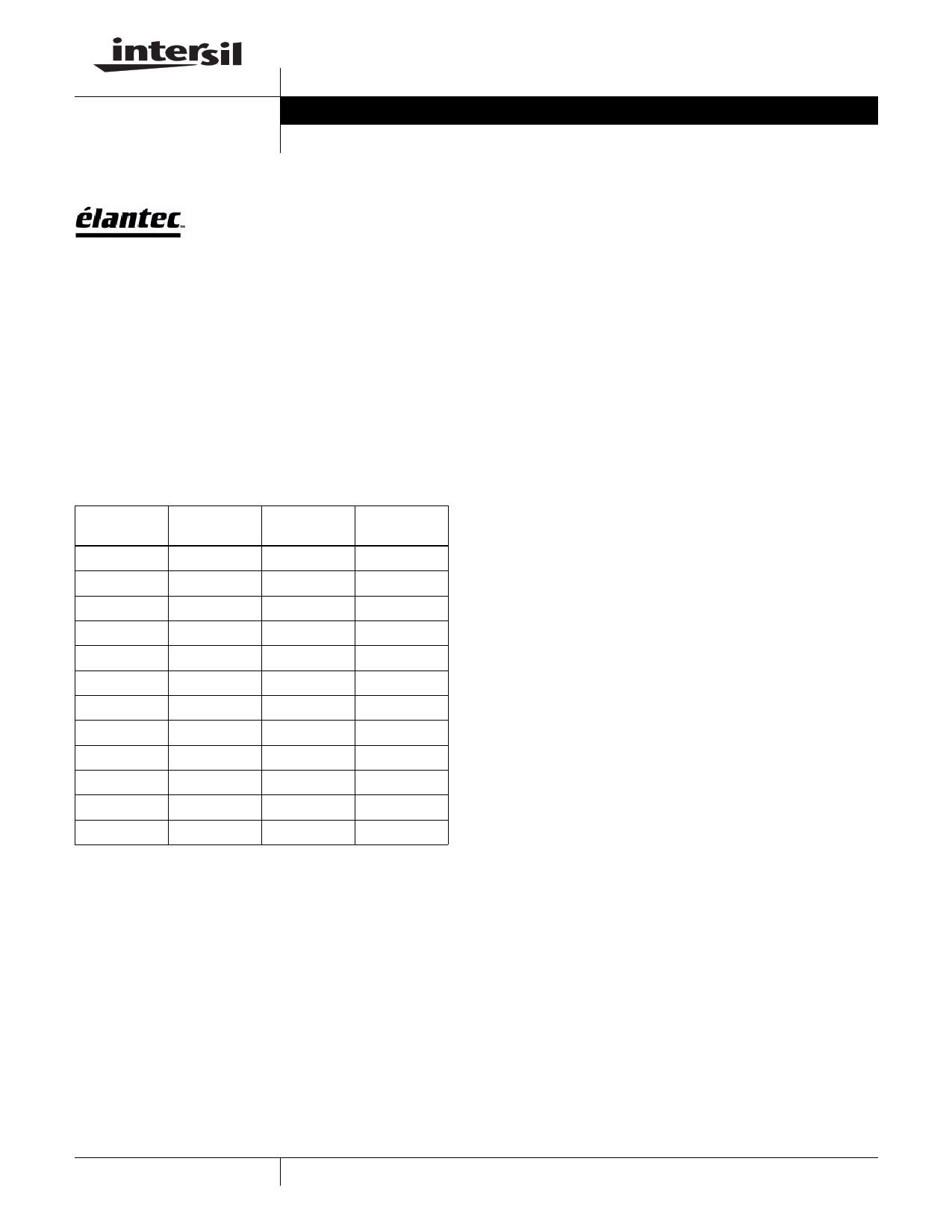 EL5100IS-T7 دیتاشیت PDF