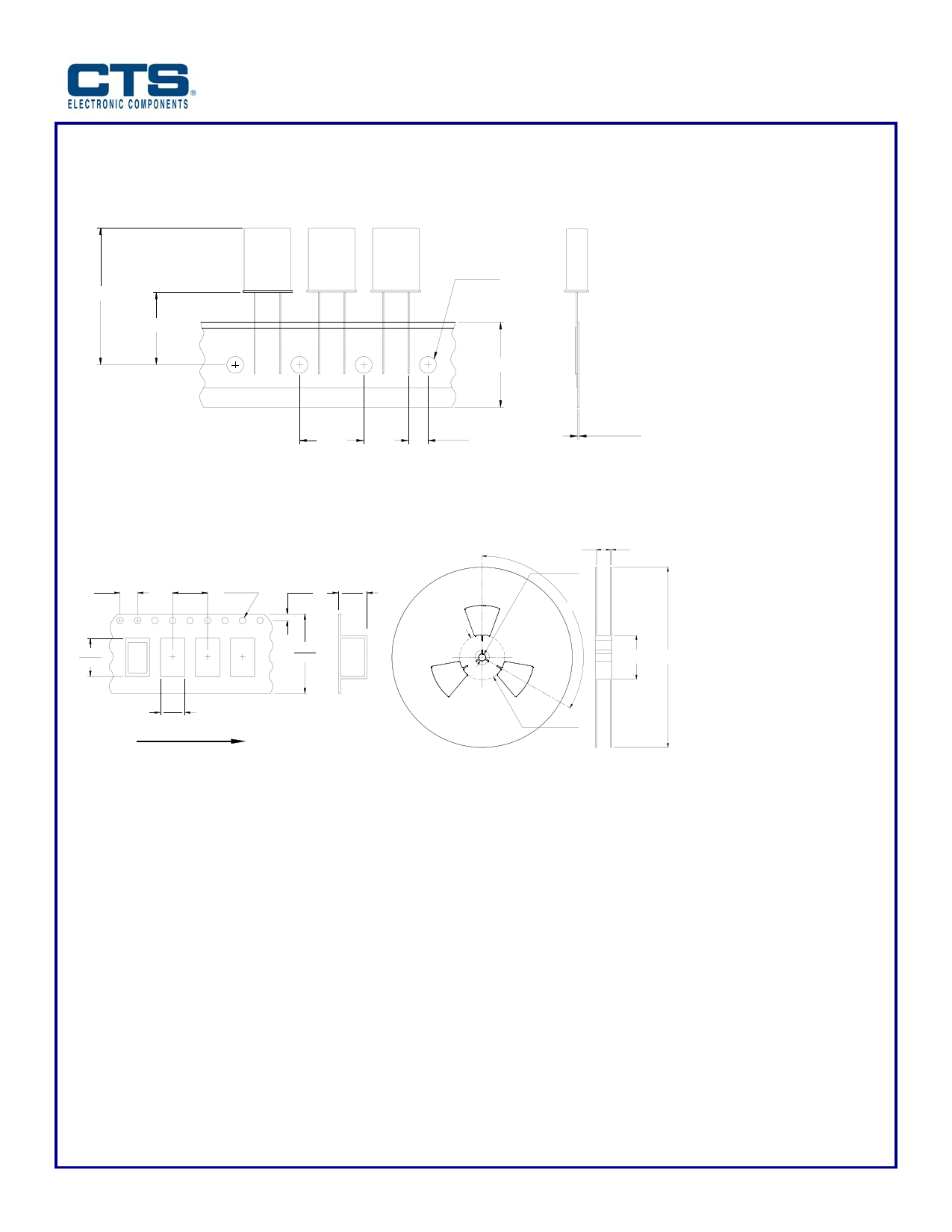 MP122B 電子部品, 半導体
