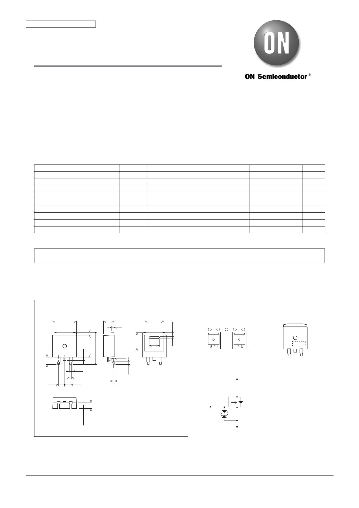 2SJ665 даташит PDF