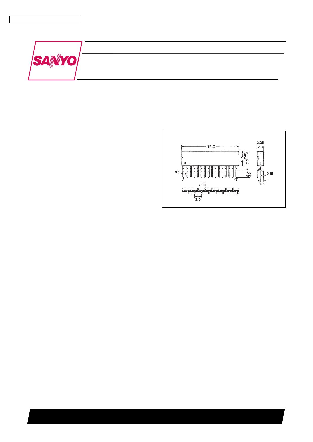 LA3370 دیتاشیت PDF