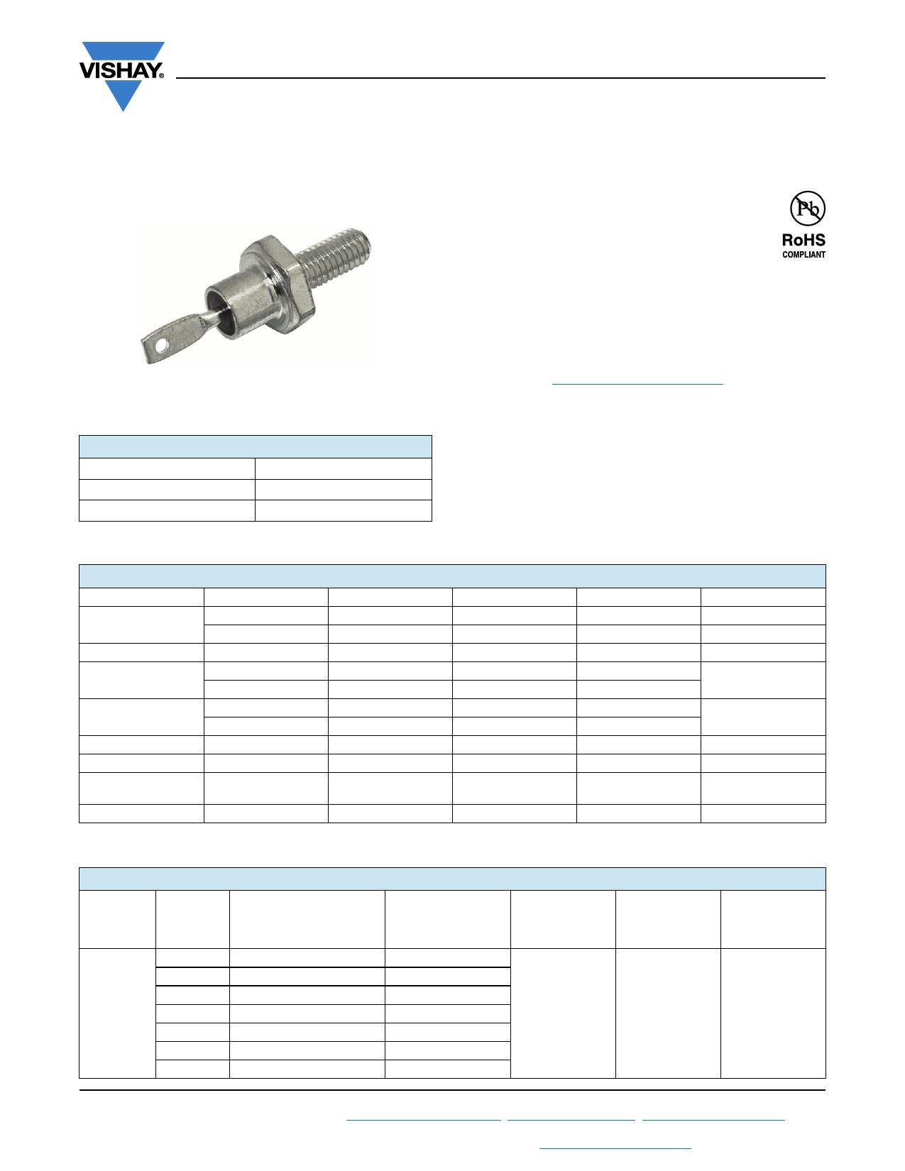 VS-1N3892 datasheet