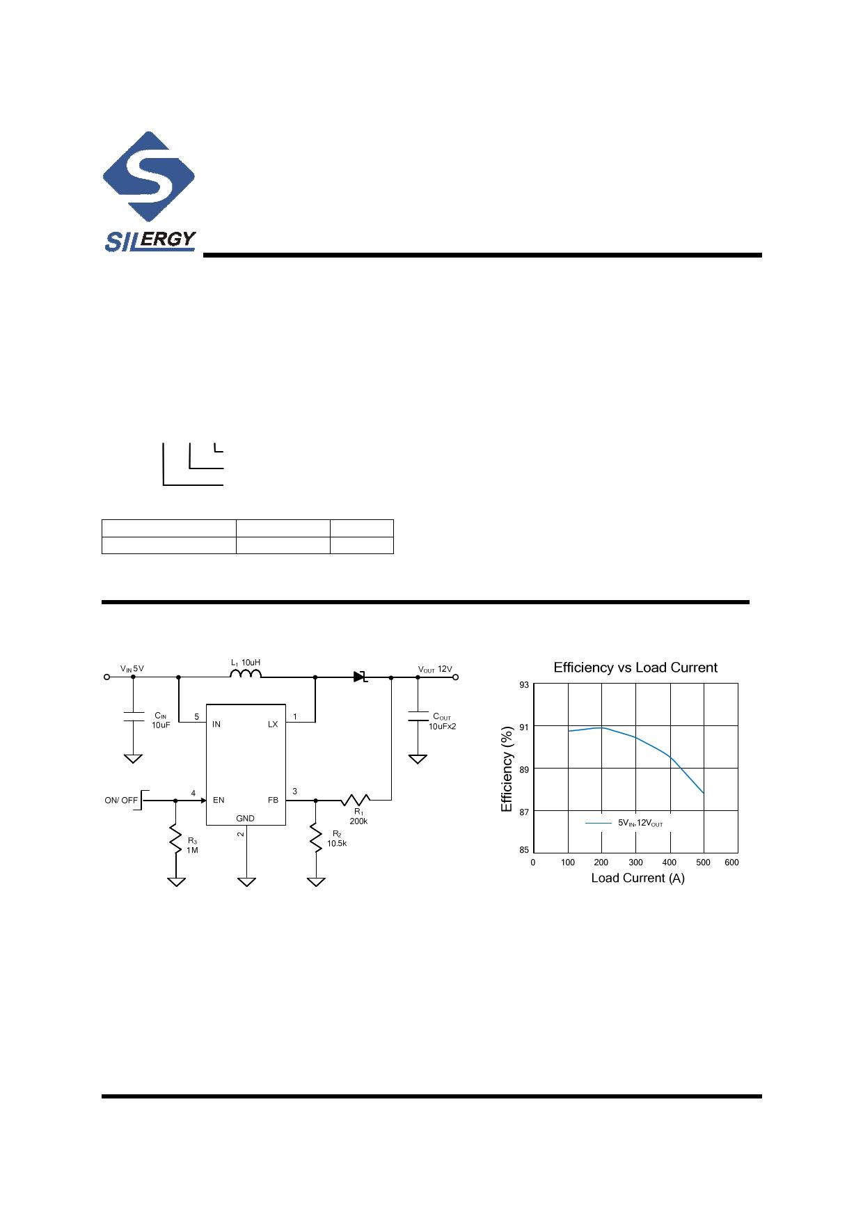 AN-SY7152 Hoja de datos, Descripción, Manual