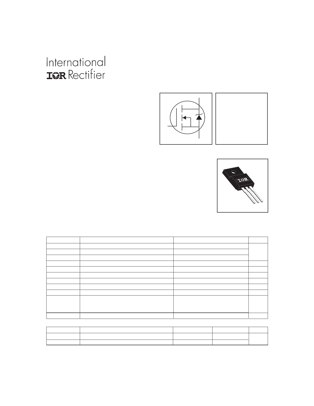 IRFIZ48VPbF Datasheet, IRFIZ48VPbF PDF,ピン配置, 機能