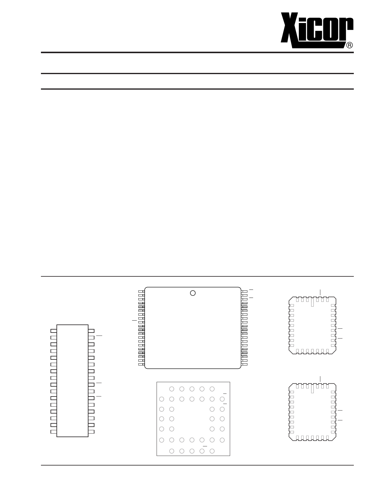 X28C512FI-12 دیتاشیت PDF