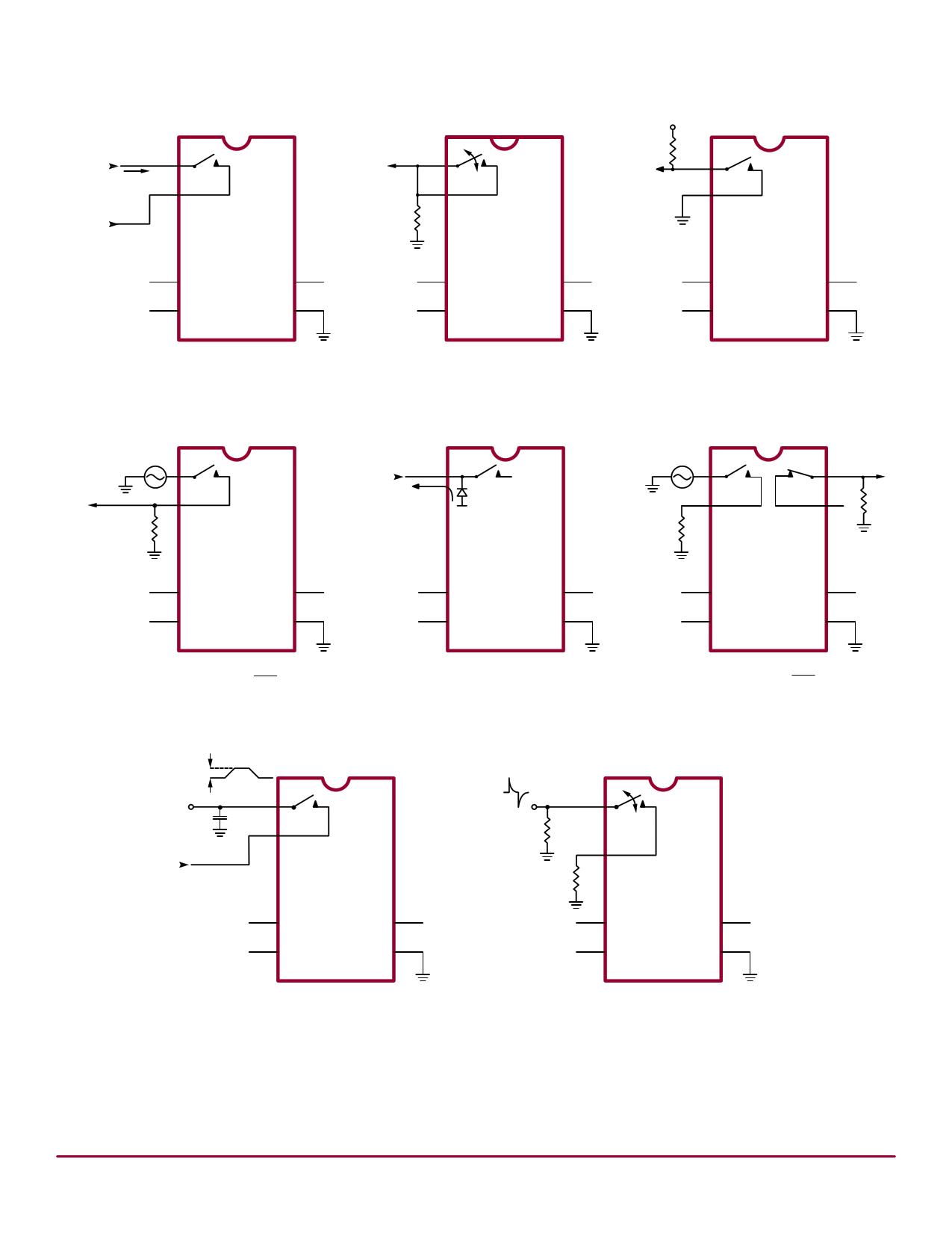 HV20320 電子部品, 半導体