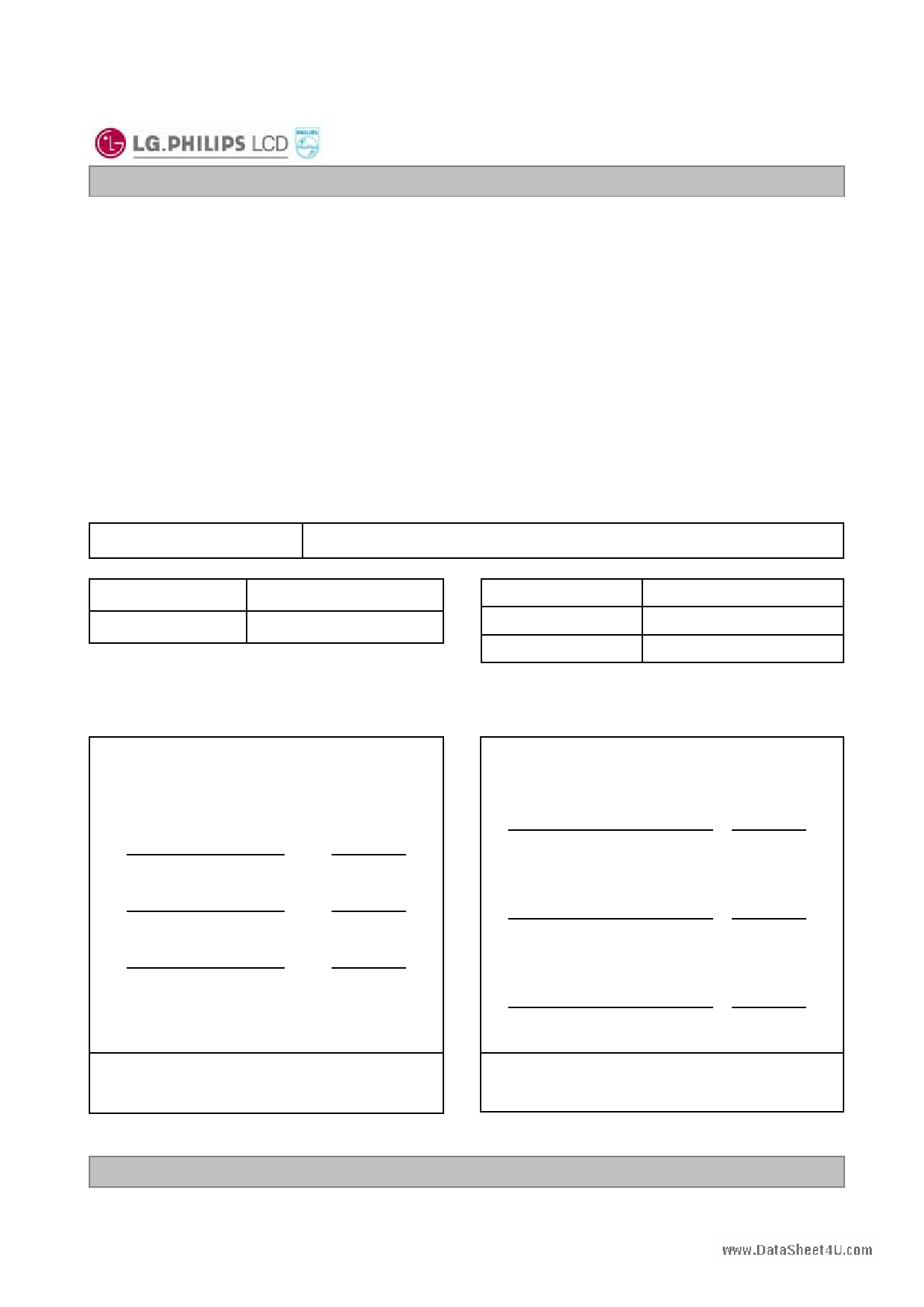 LB070WV4 دیتاشیت PDF
