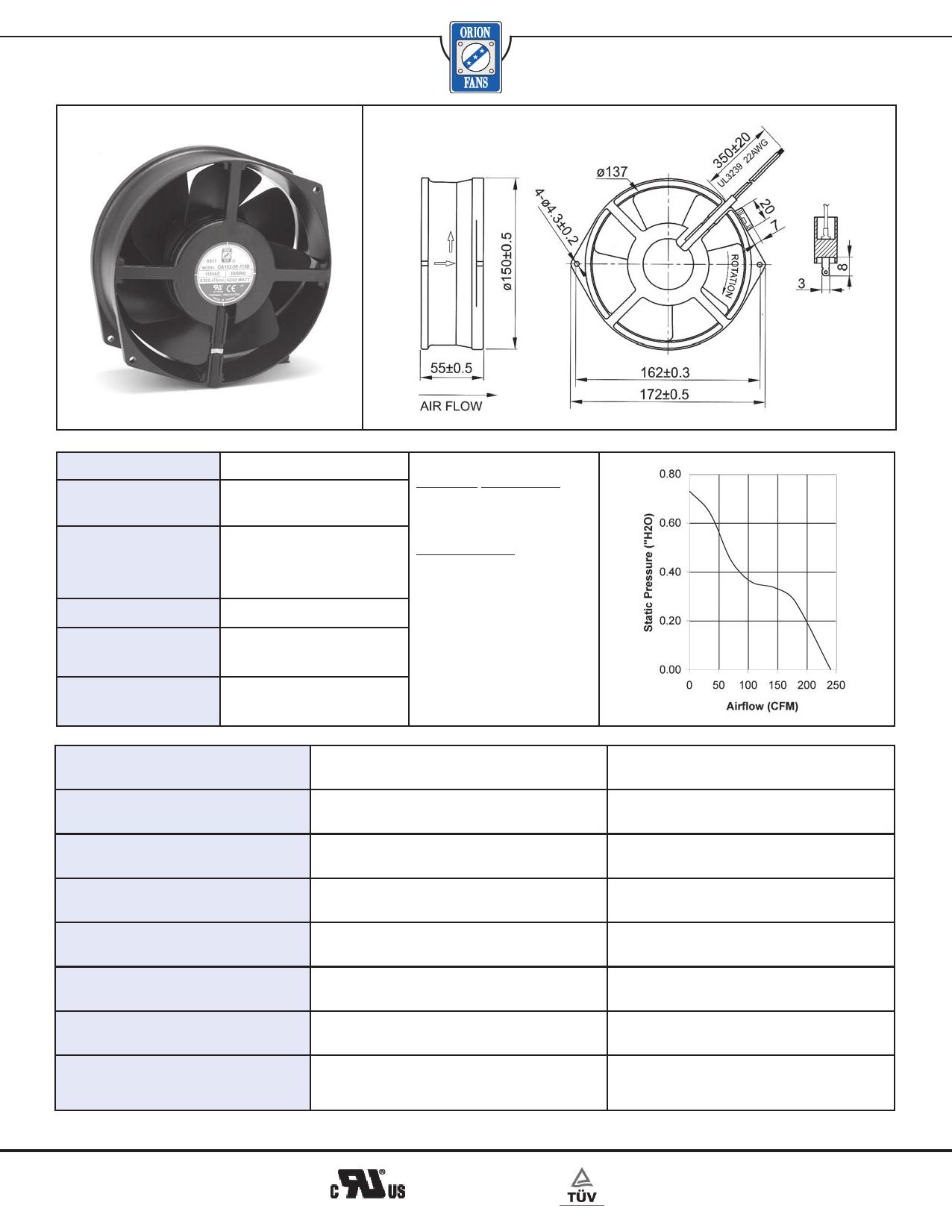 OA162 datasheet