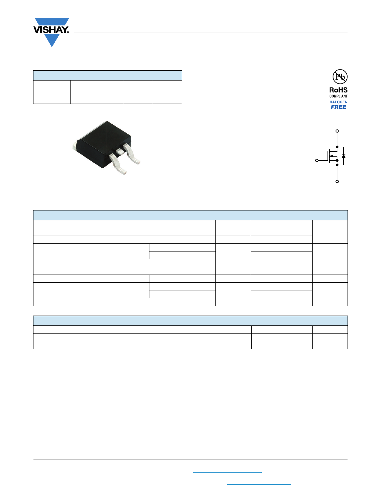 SUM120N04-1m7L datasheet, circuit
