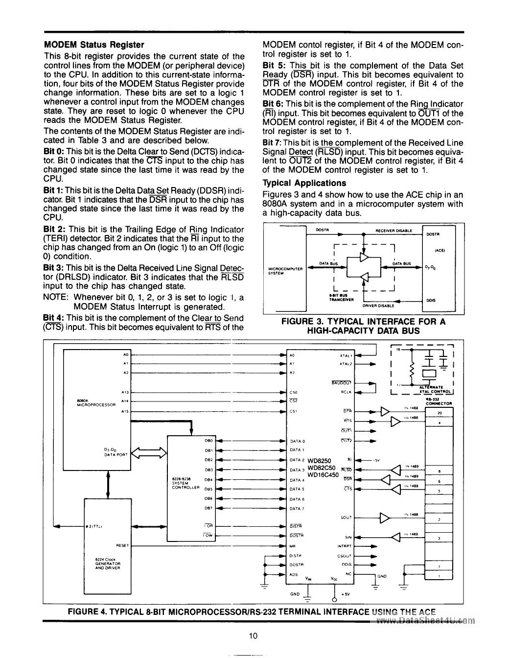 WD16C450 arduino