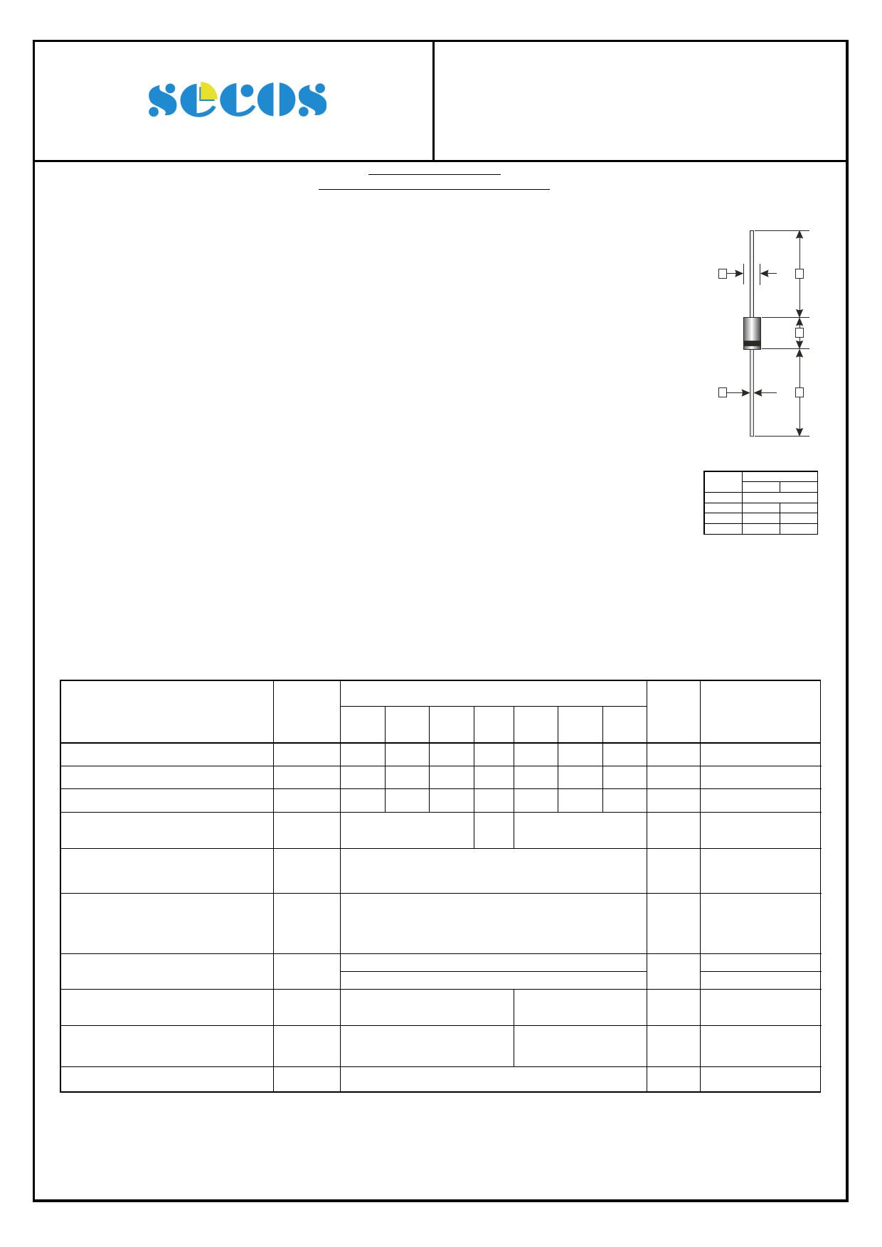 HER107G دیتاشیت PDF