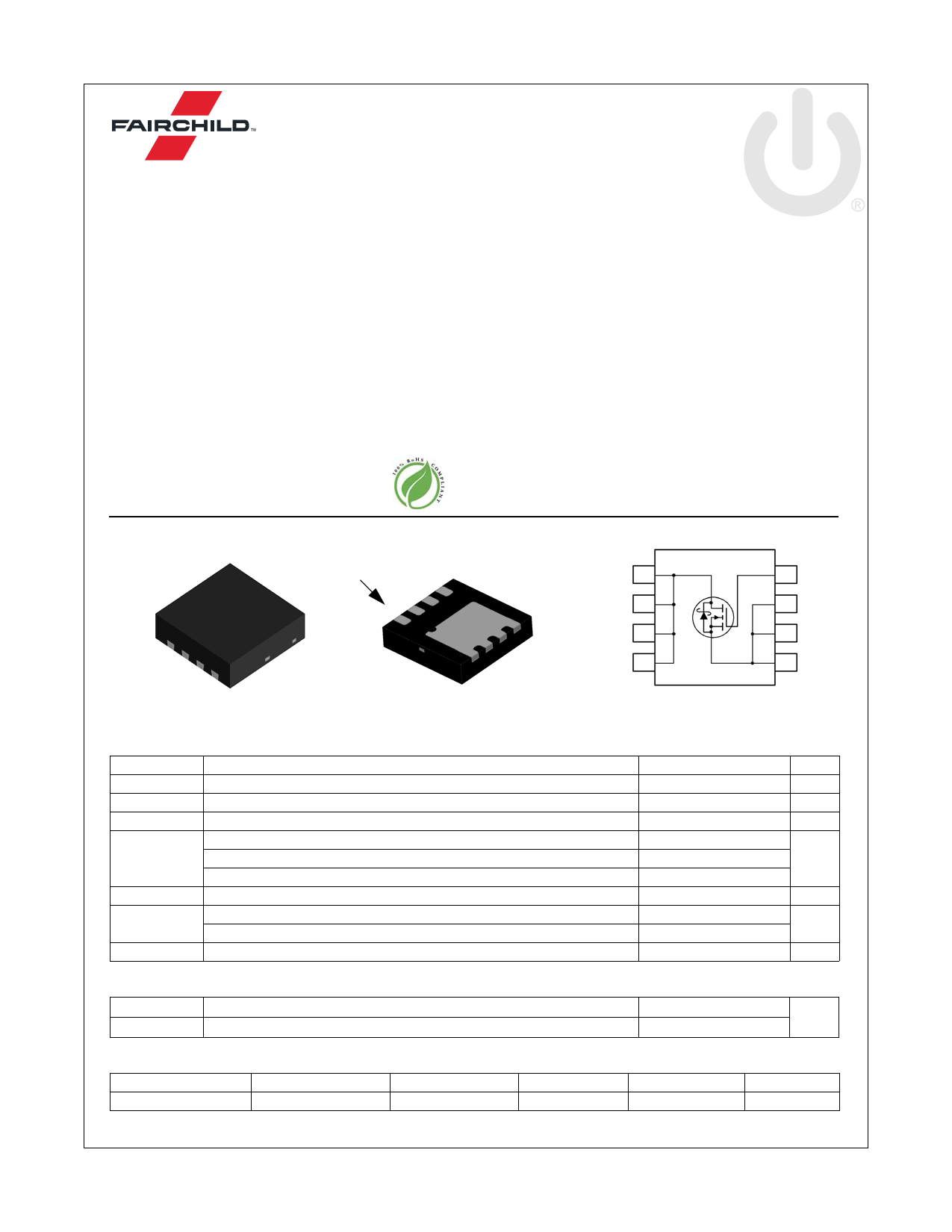 FDMC0310AS 데이터시트 및 FDMC0310AS PDF
