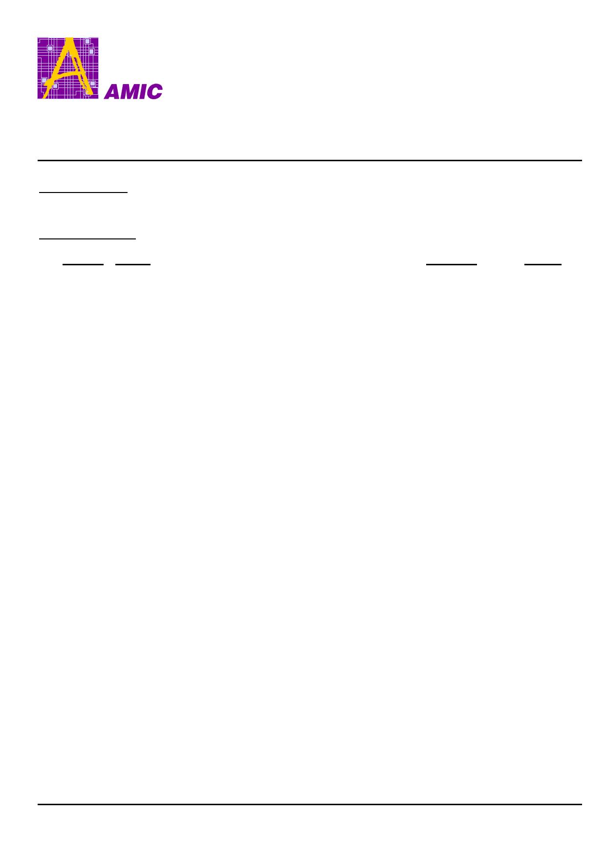 A25P020 datasheet, circuit