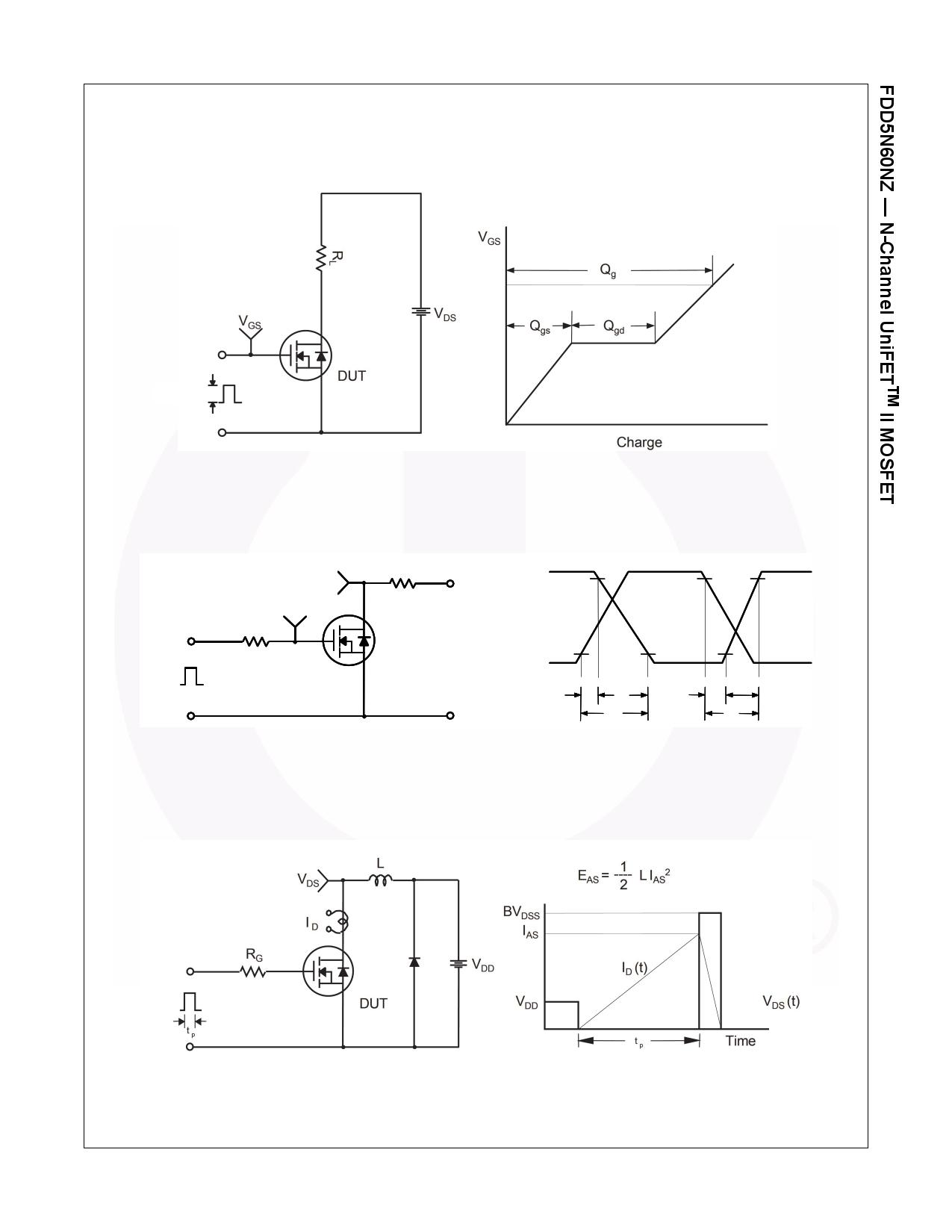 FDD5N60NZ pdf