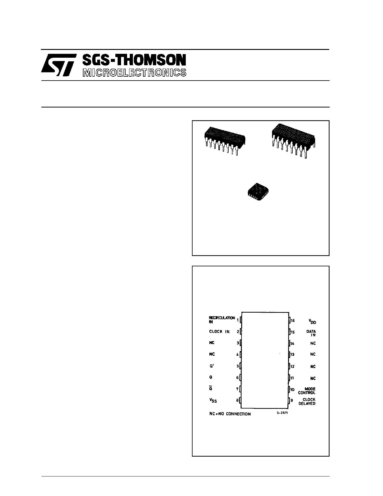 HCC4031BF دیتاشیت PDF