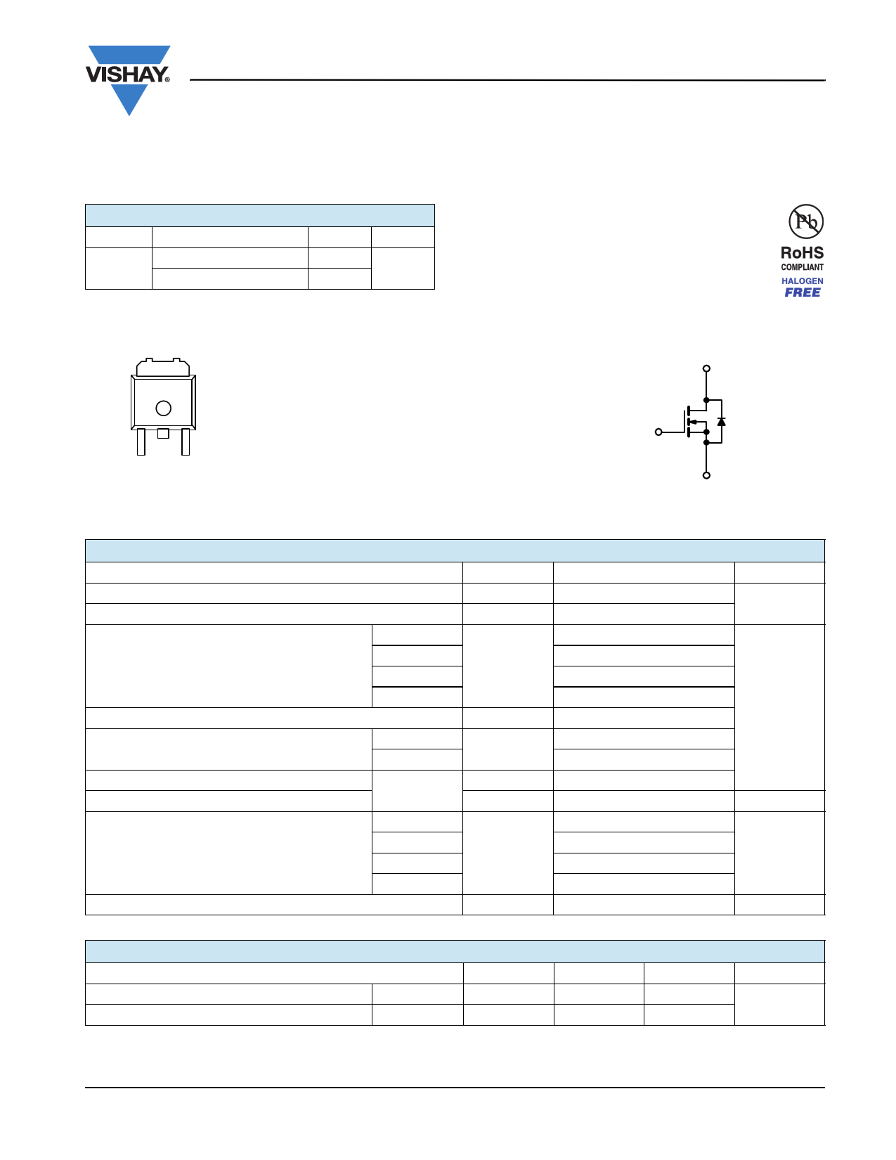 SUD23N06-31 datasheet