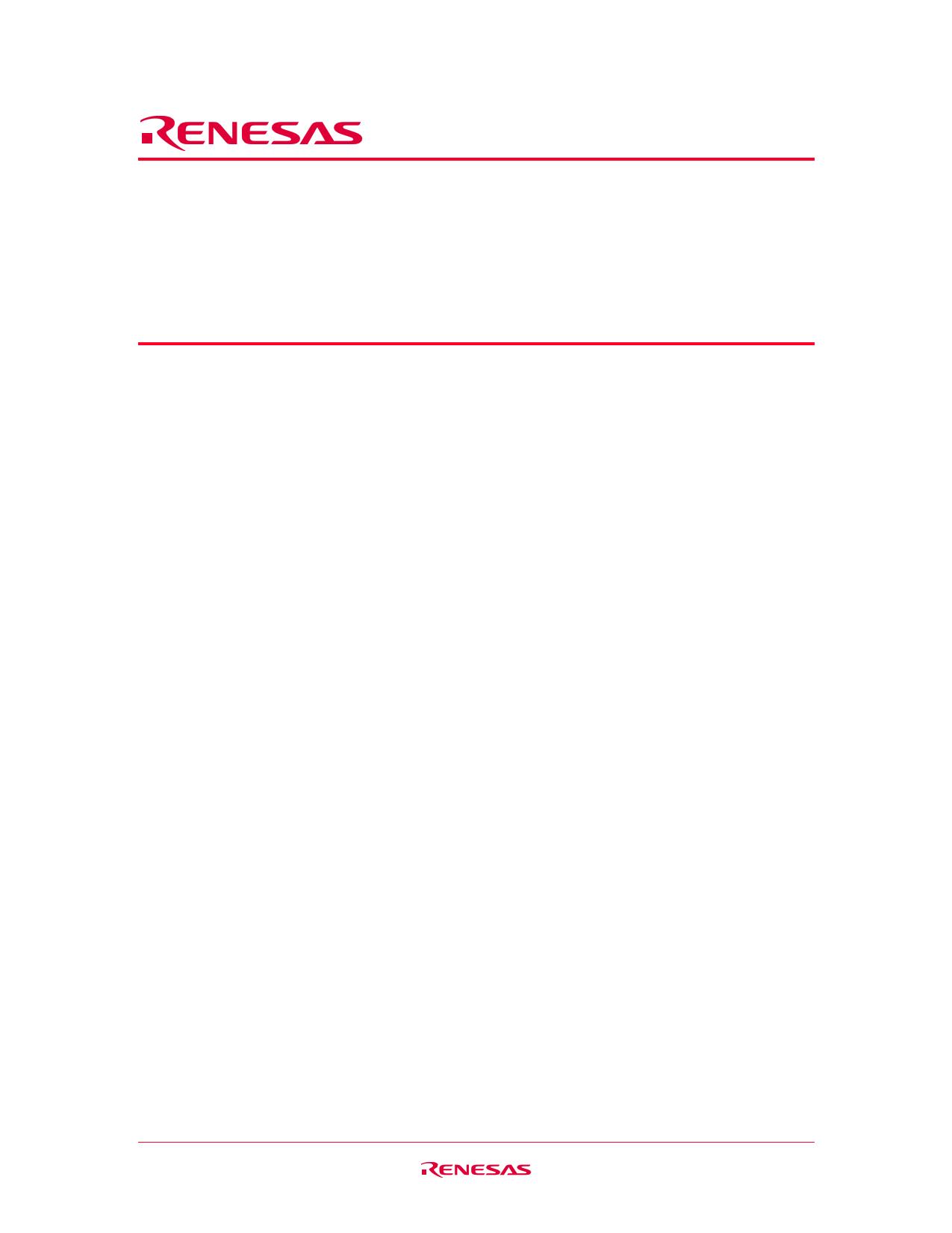 R1RW0416DSB-2LR datasheet
