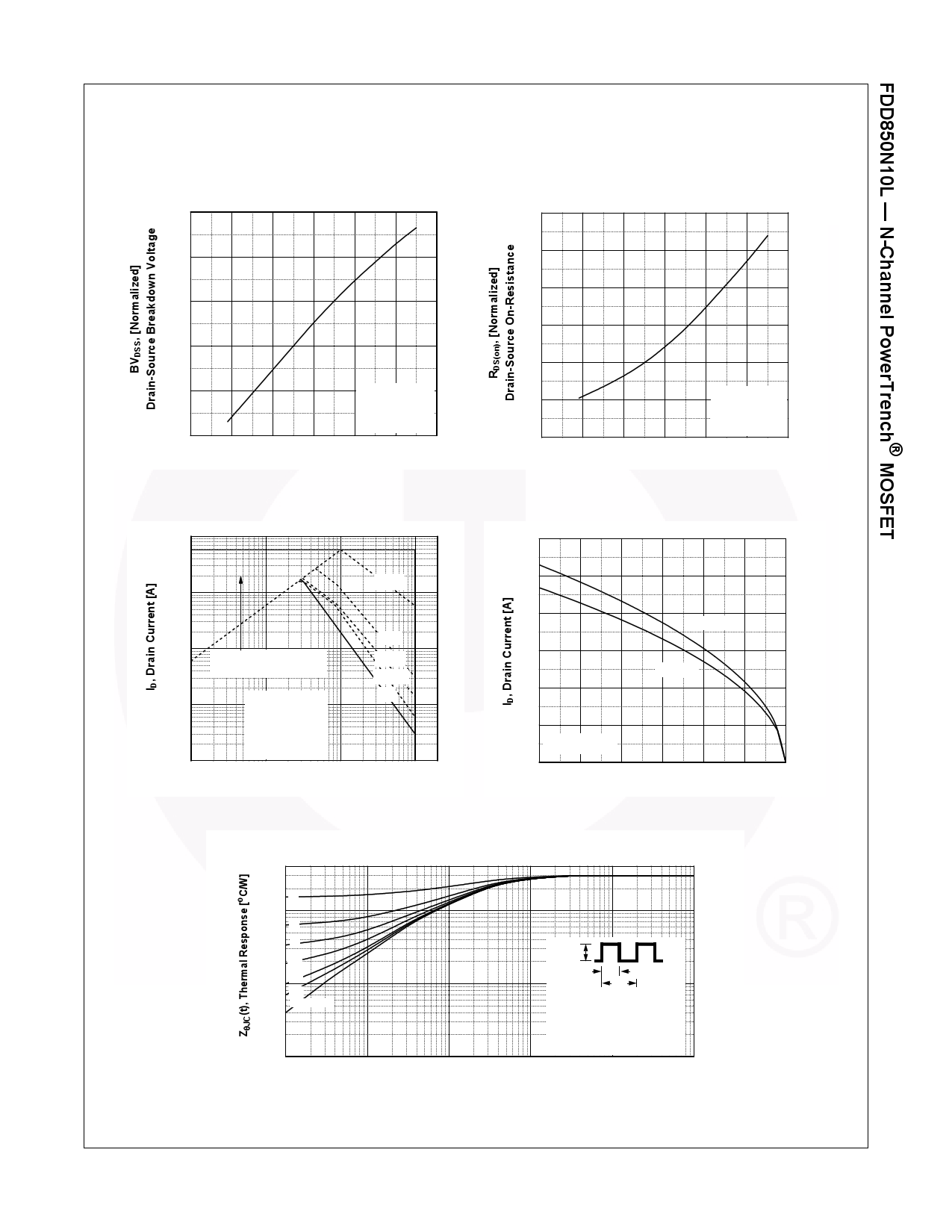 FDD850N10L pdf, 반도체, 판매, 대치품