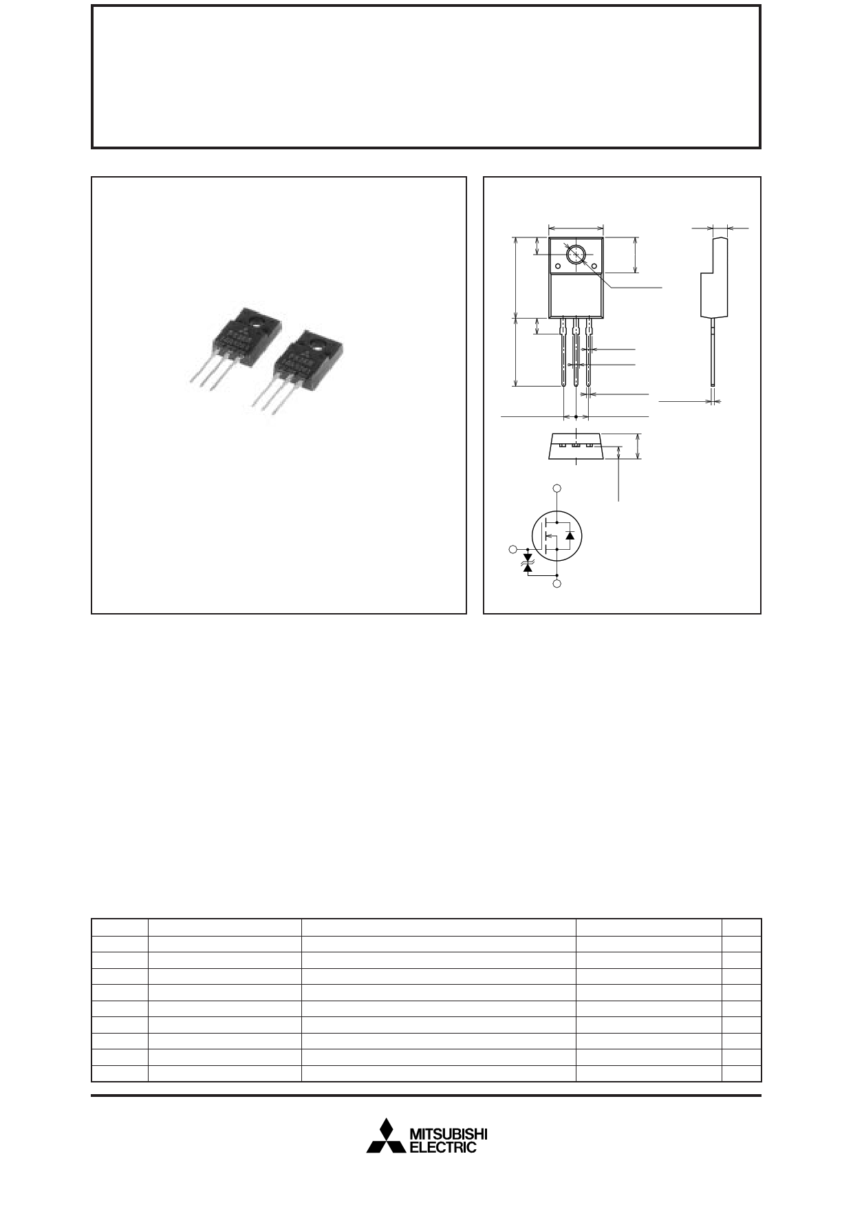 FS3KM-14A دیتاشیت PDF