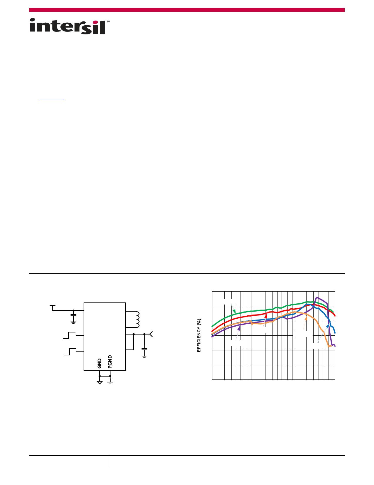 ISL9120IR 데이터시트 및 ISL9120IR PDF
