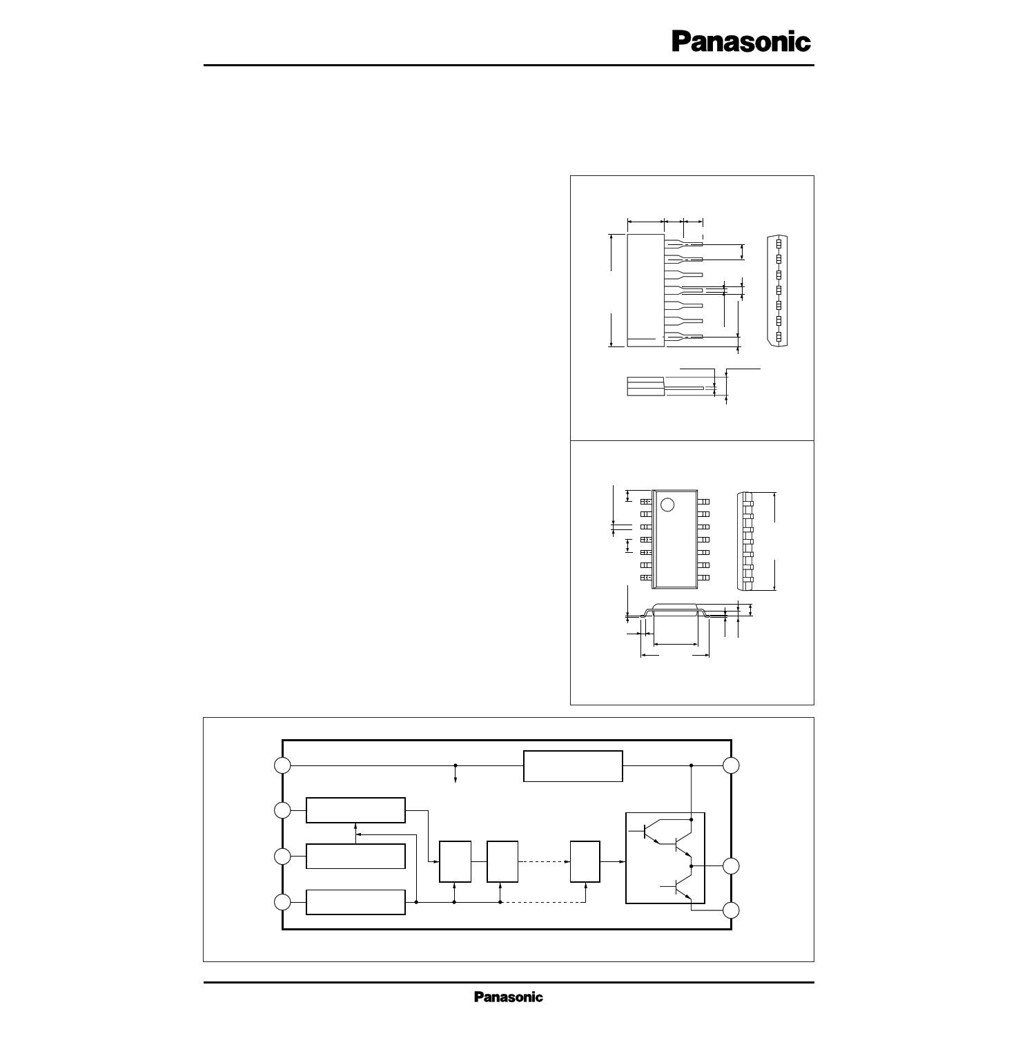 an6780s datasheet pdf   pinout