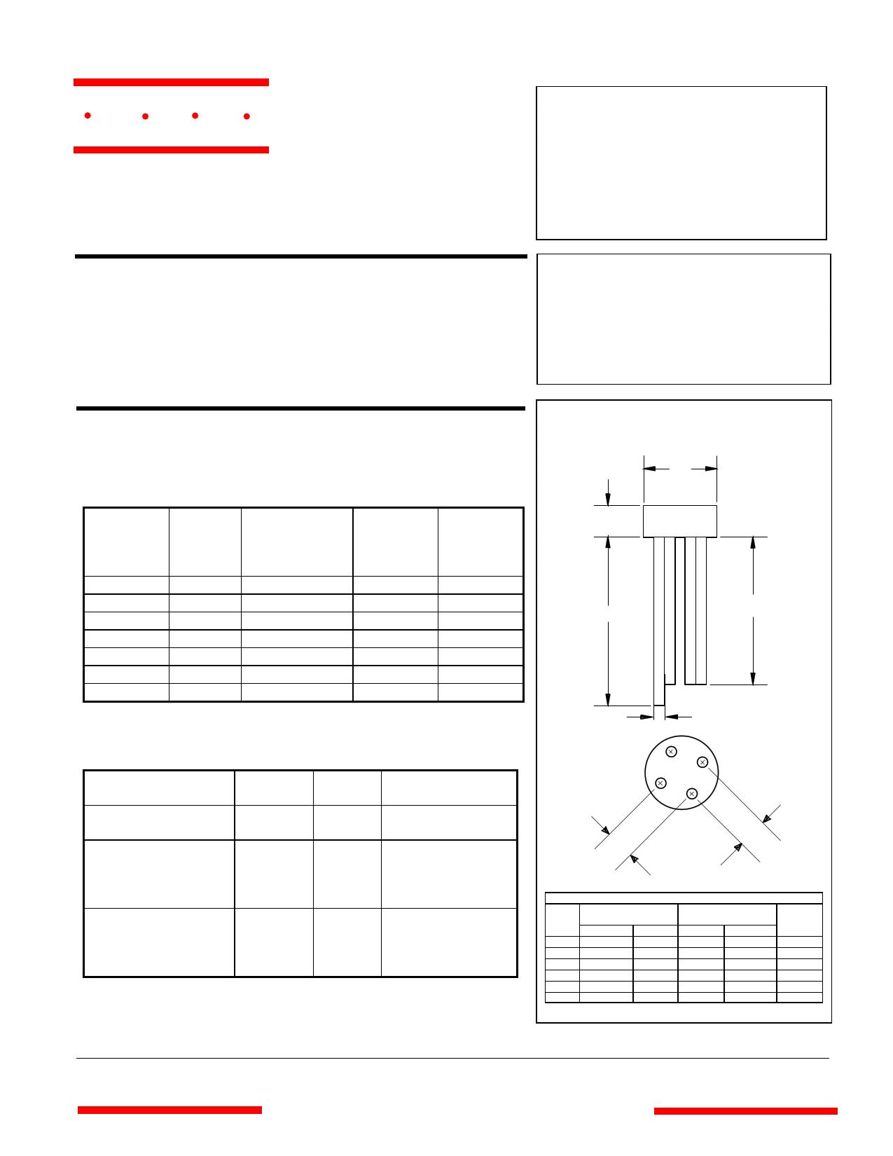 W01M datasheet