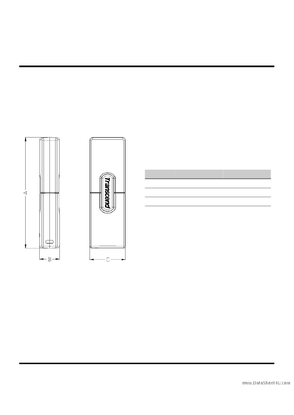 TS2GJF150 Datasheet, TS2GJF150 PDF,ピン配置, 機能