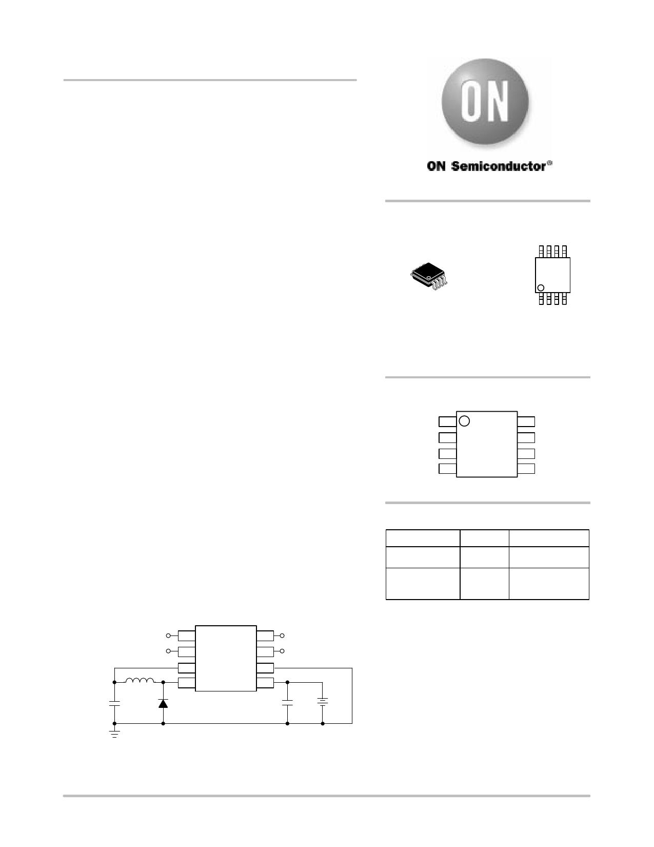 NCP1500 دیتاشیت PDF