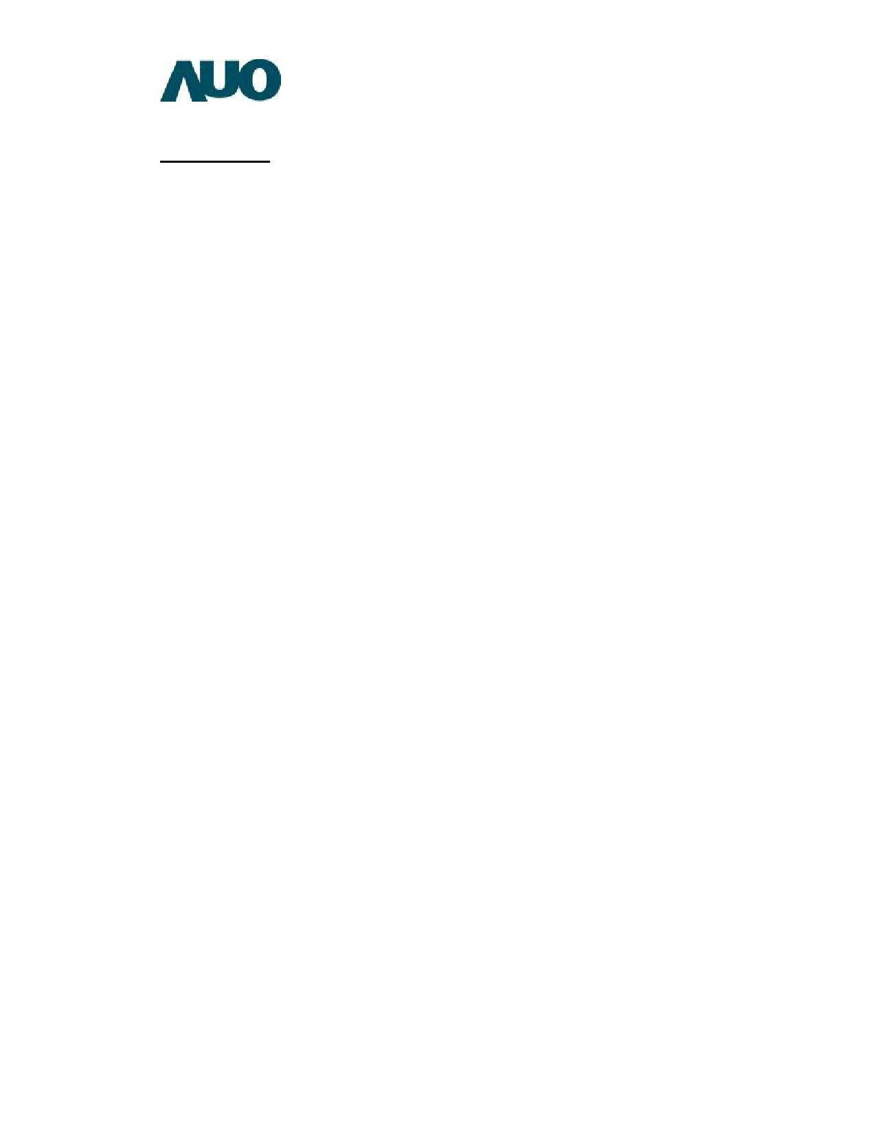 G084SN05-V0 pdf, 電子部品, 半導体, ピン配列