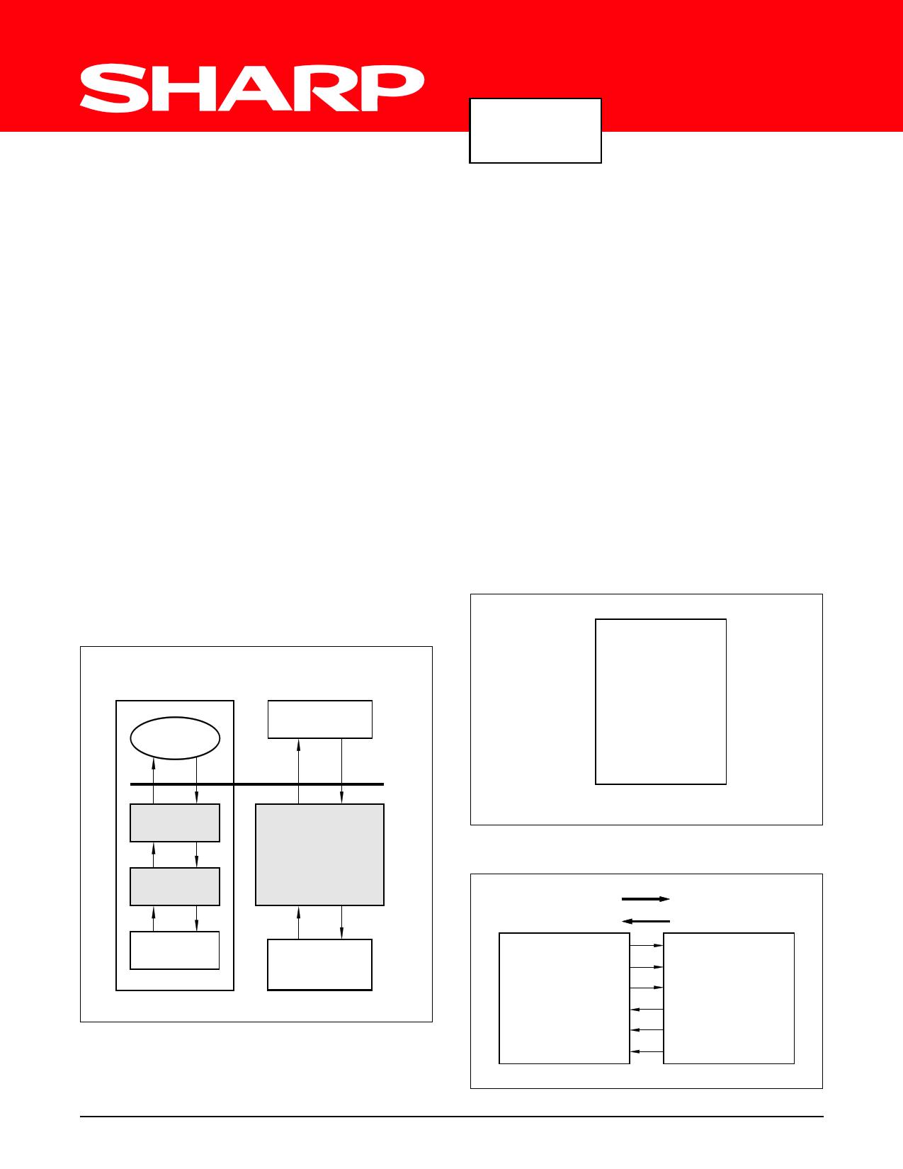 LZ8519X دیتاشیت PDF